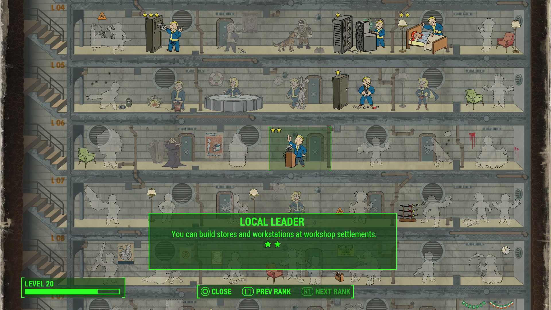 Fallout 4 The Best Perks And Character Build Usgamer