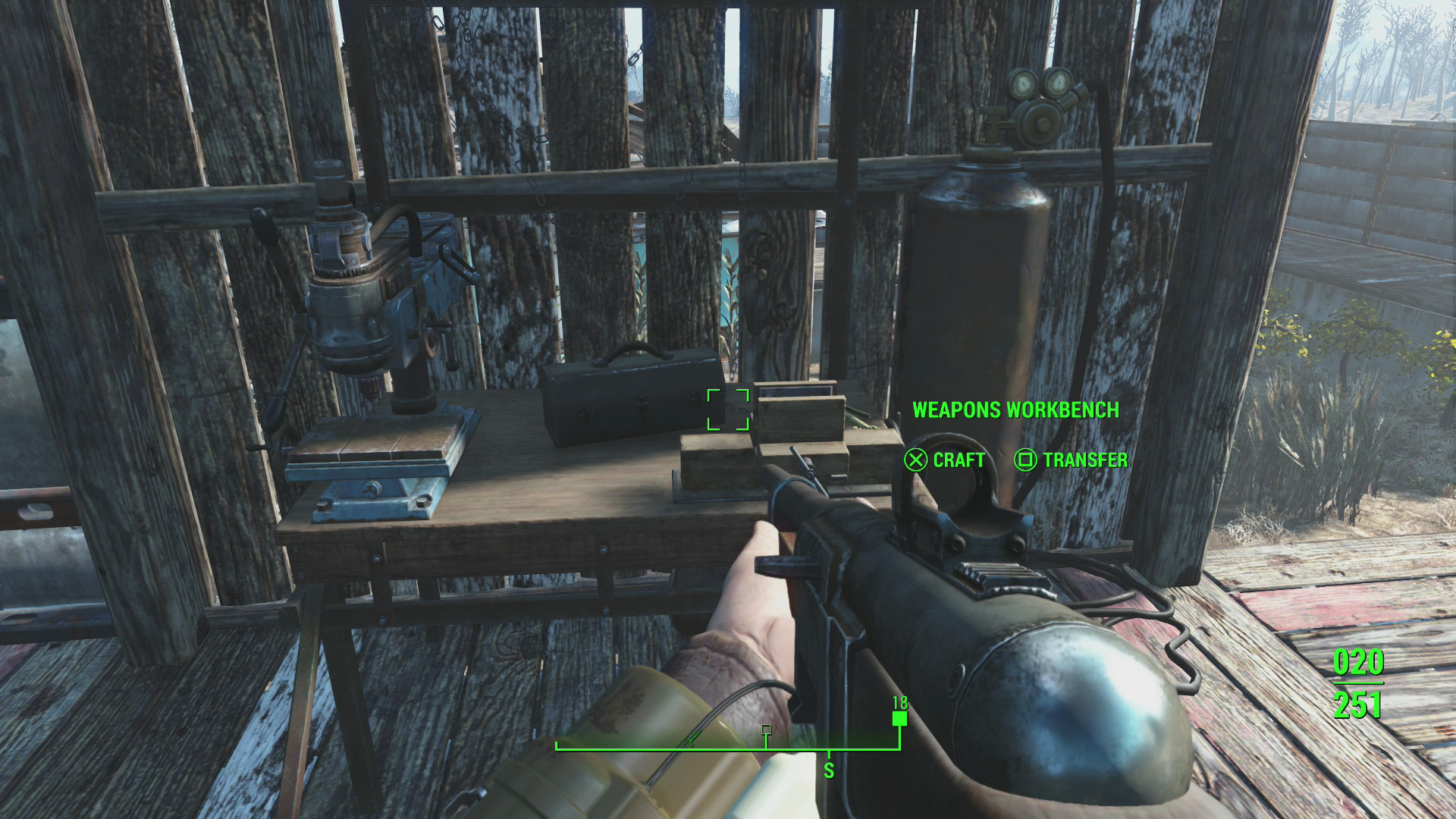 Magnificent Fallout 4 Tips For Fast Travel V A T S And Your Pip Boy Caraccident5 Cool Chair Designs And Ideas Caraccident5Info