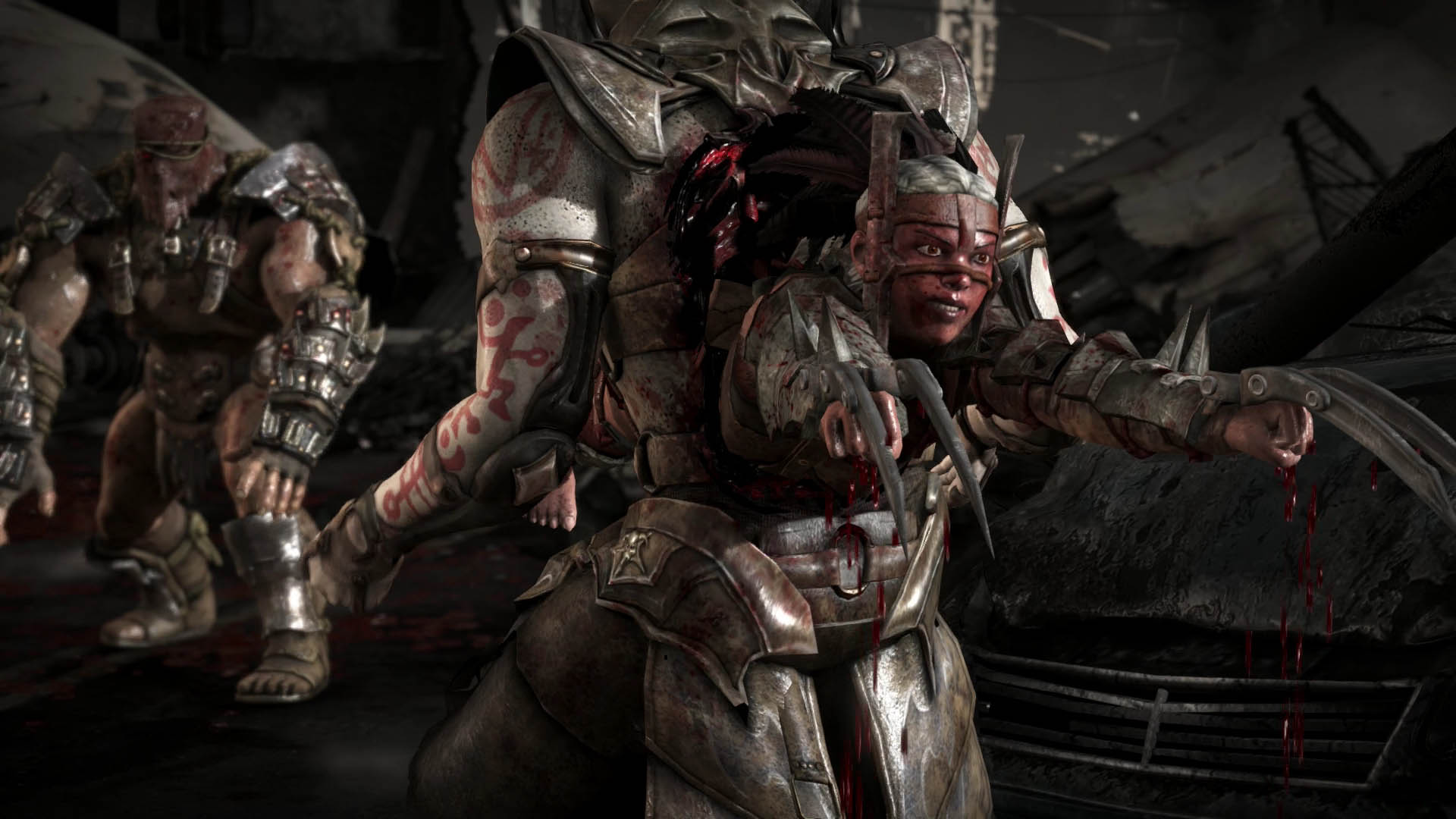 Mortal Kombat X Guide Fatalities And Krypt Unlocks Usgamer