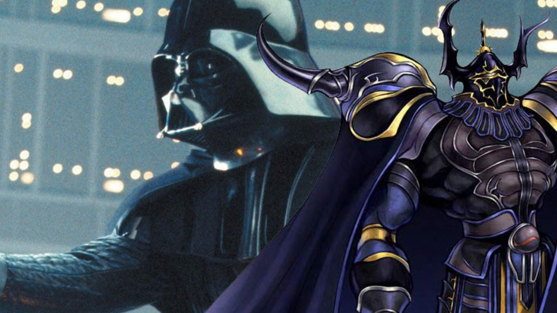Every Final Fantasy is Star Wars