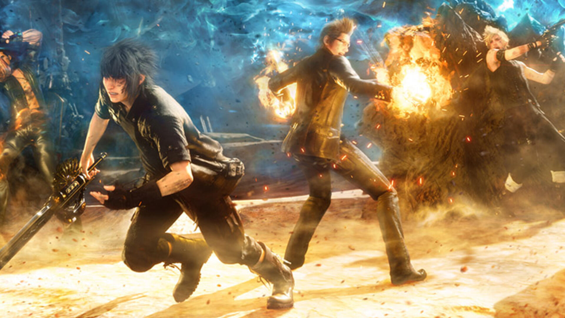 "Hajime Tabata on Final Fantasy XV's DLC, Chapter 13: ""This Won't Be a Completely Different Game"""