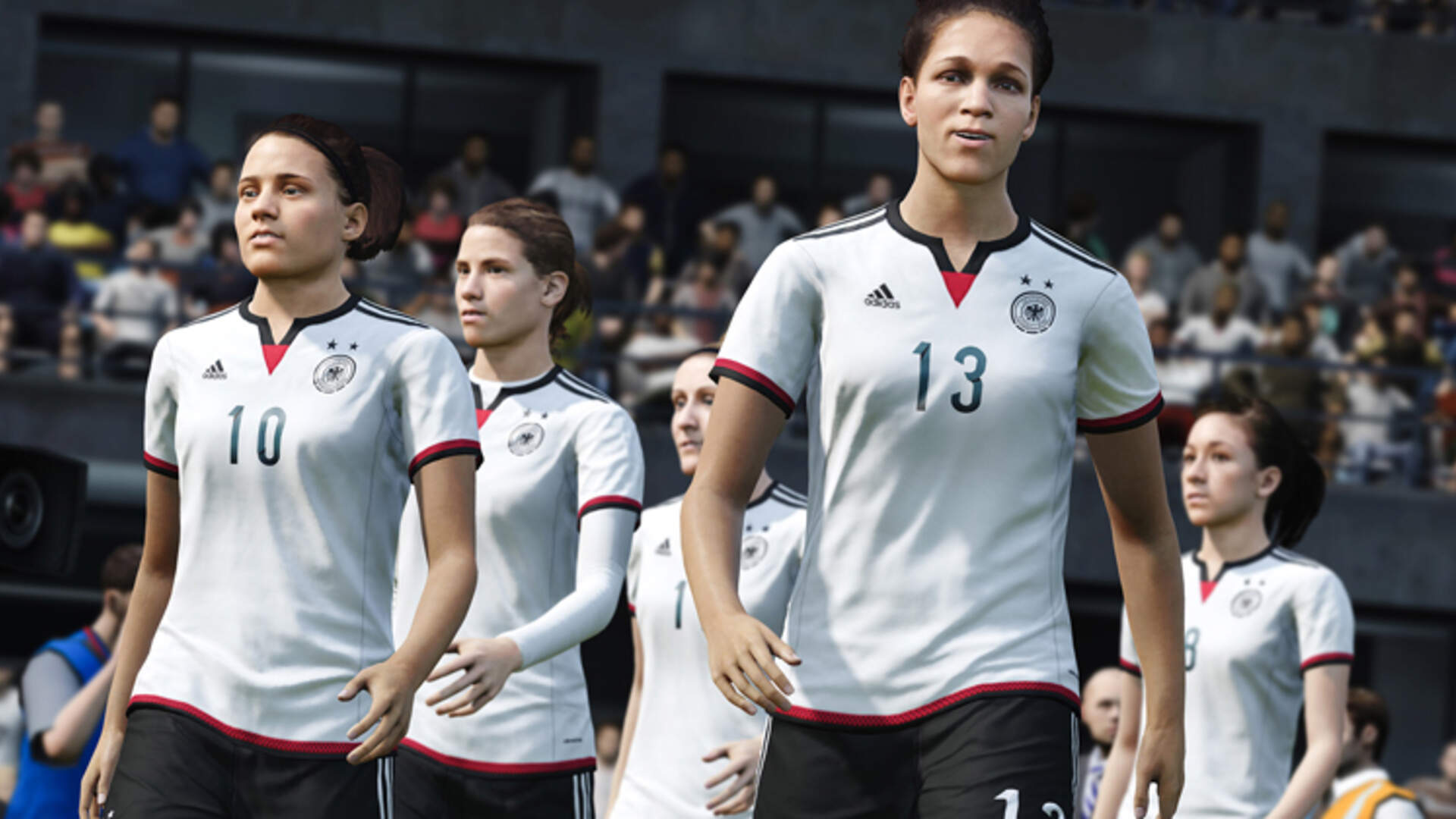 Women's Teams Are Finally Playable in FIFA 16, but There's Still Work to Be Done