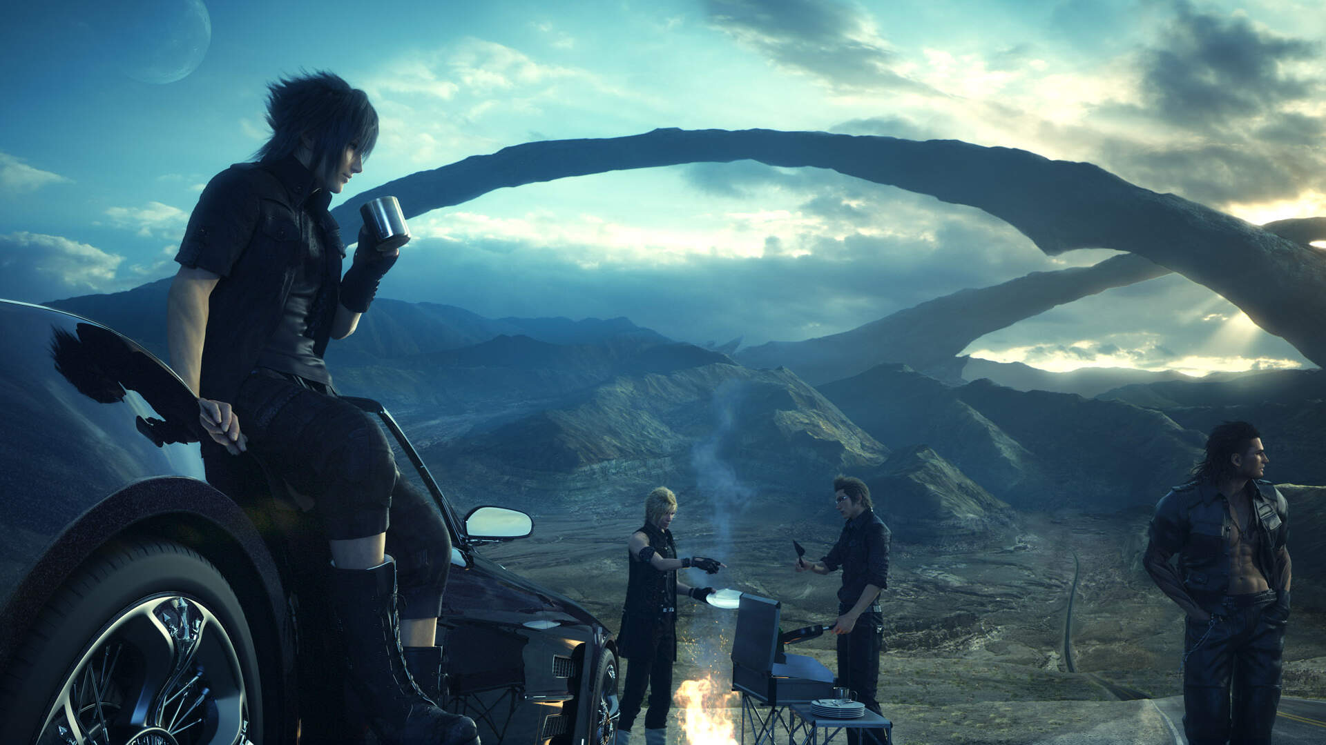 Square-Enix Takes Over Abbey Road With Live Final Fantasy XV Concert Today