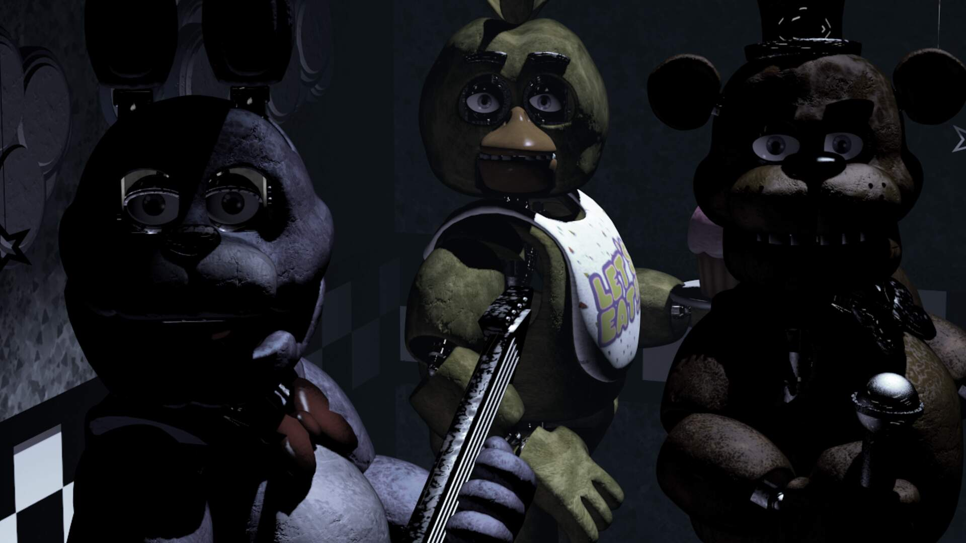 How to Improve the Five Nights at Freddy's Games