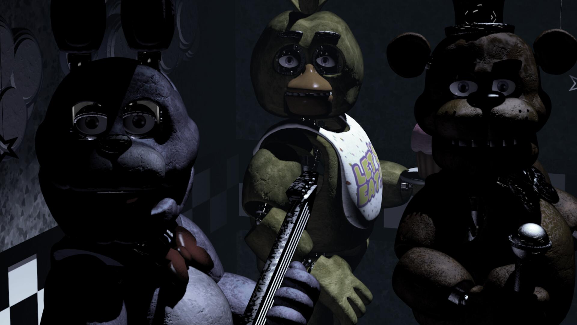How to Improve the Five Nights at Freddy's Games   USgamer