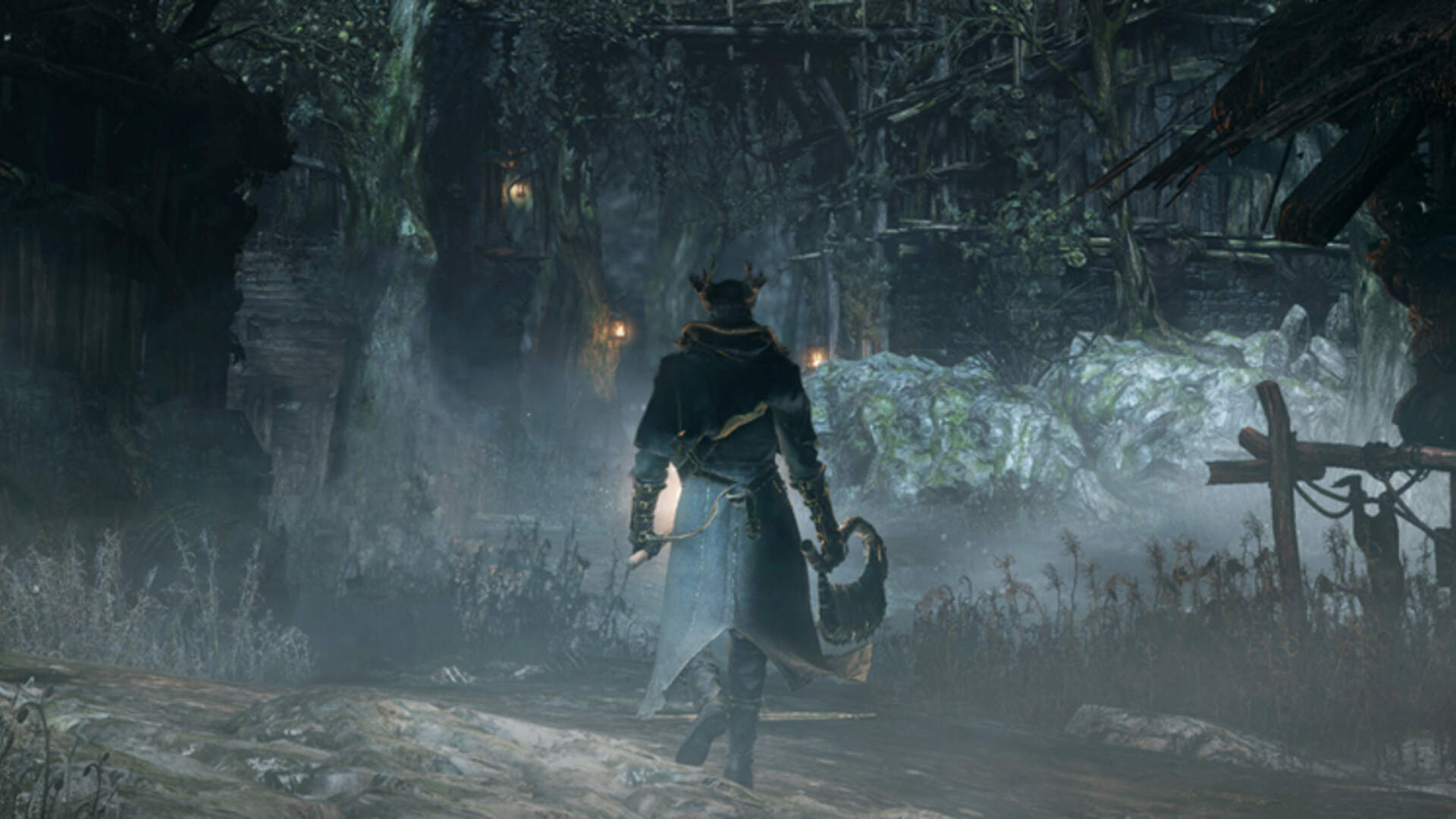 Bloodborne Forbidden Woods Guide - Complete Forbidden Woods Walkthrough, How to Find Iosefka