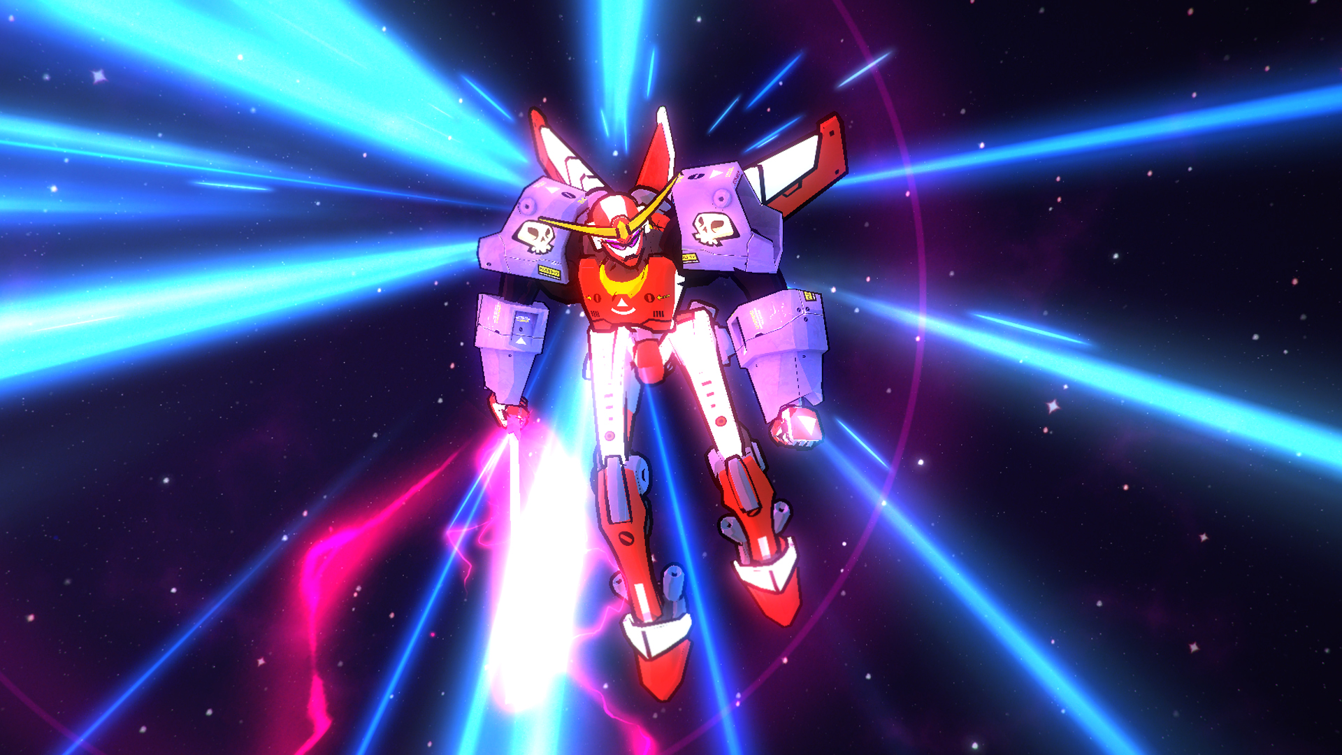 Galak z truly goes full macross with its transformable for Cubi spaceo
