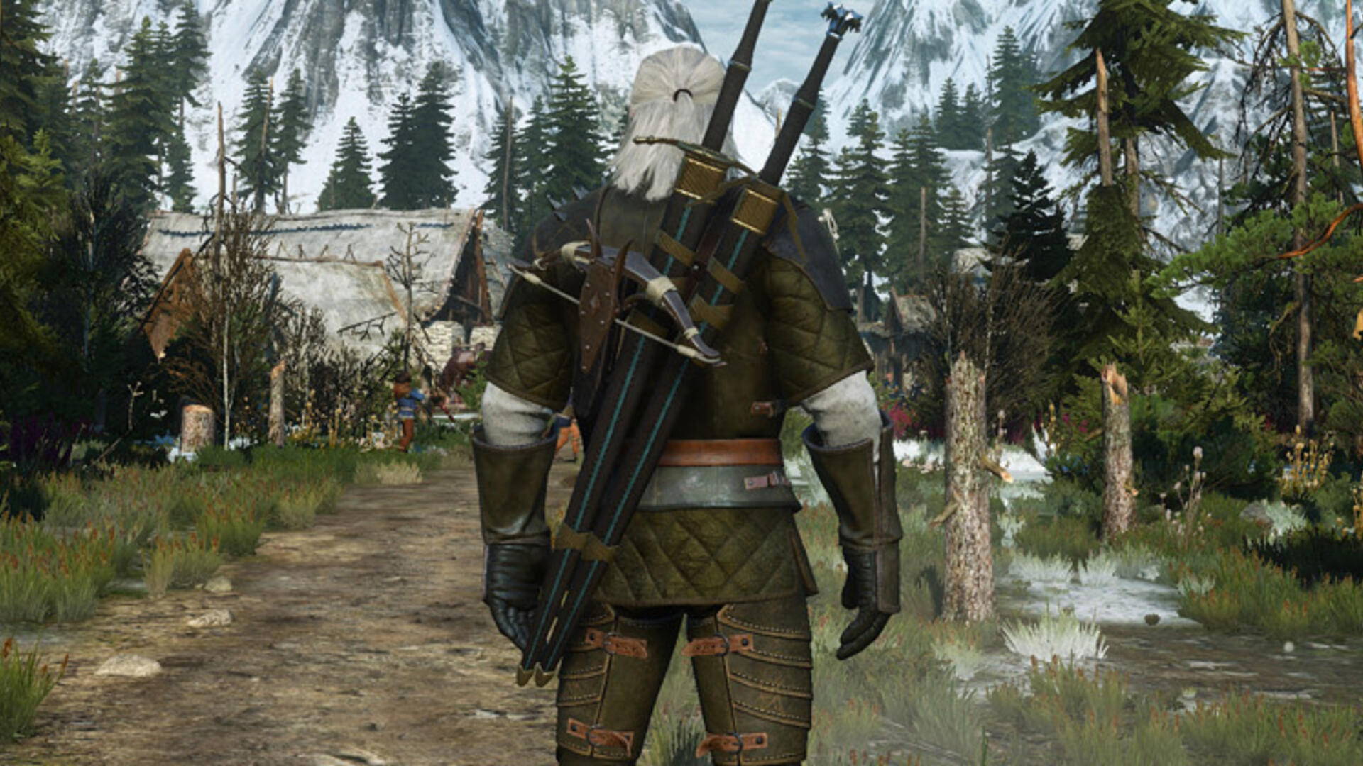 The Witcher 3 Geralt of Rivia Gwent Card | USgamer