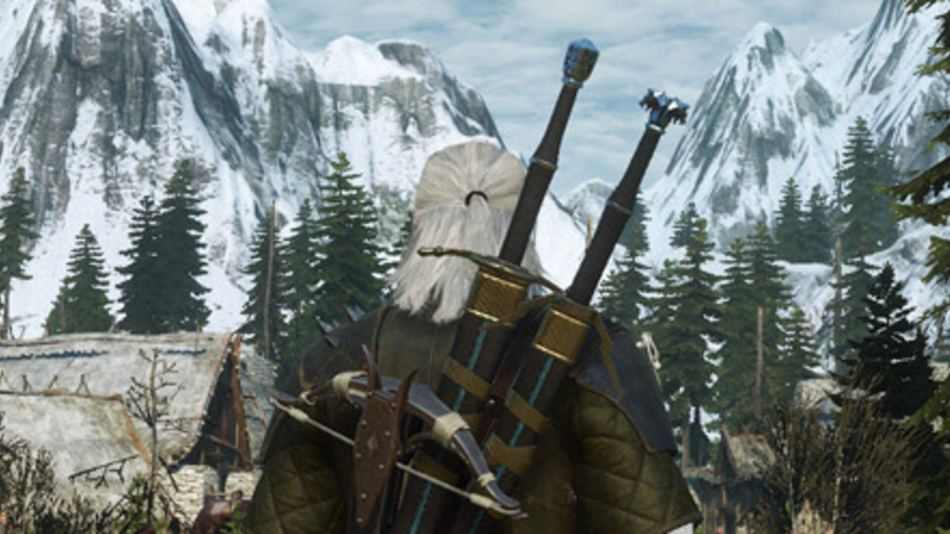 Monster Hunter: World x The Witcher Crossover Dated for Next Month