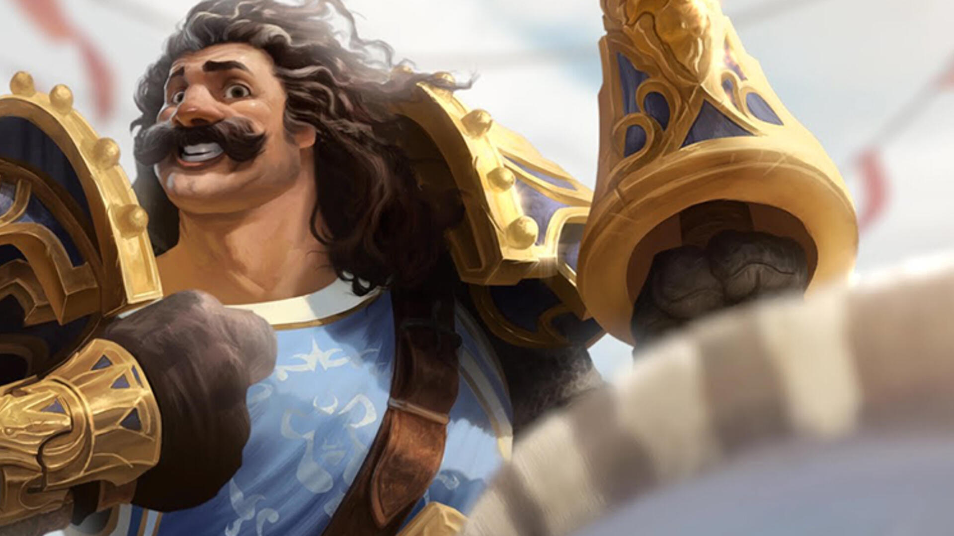 A Look at Day 1 of The Grand Tournament, Hearthstone's New Expansion