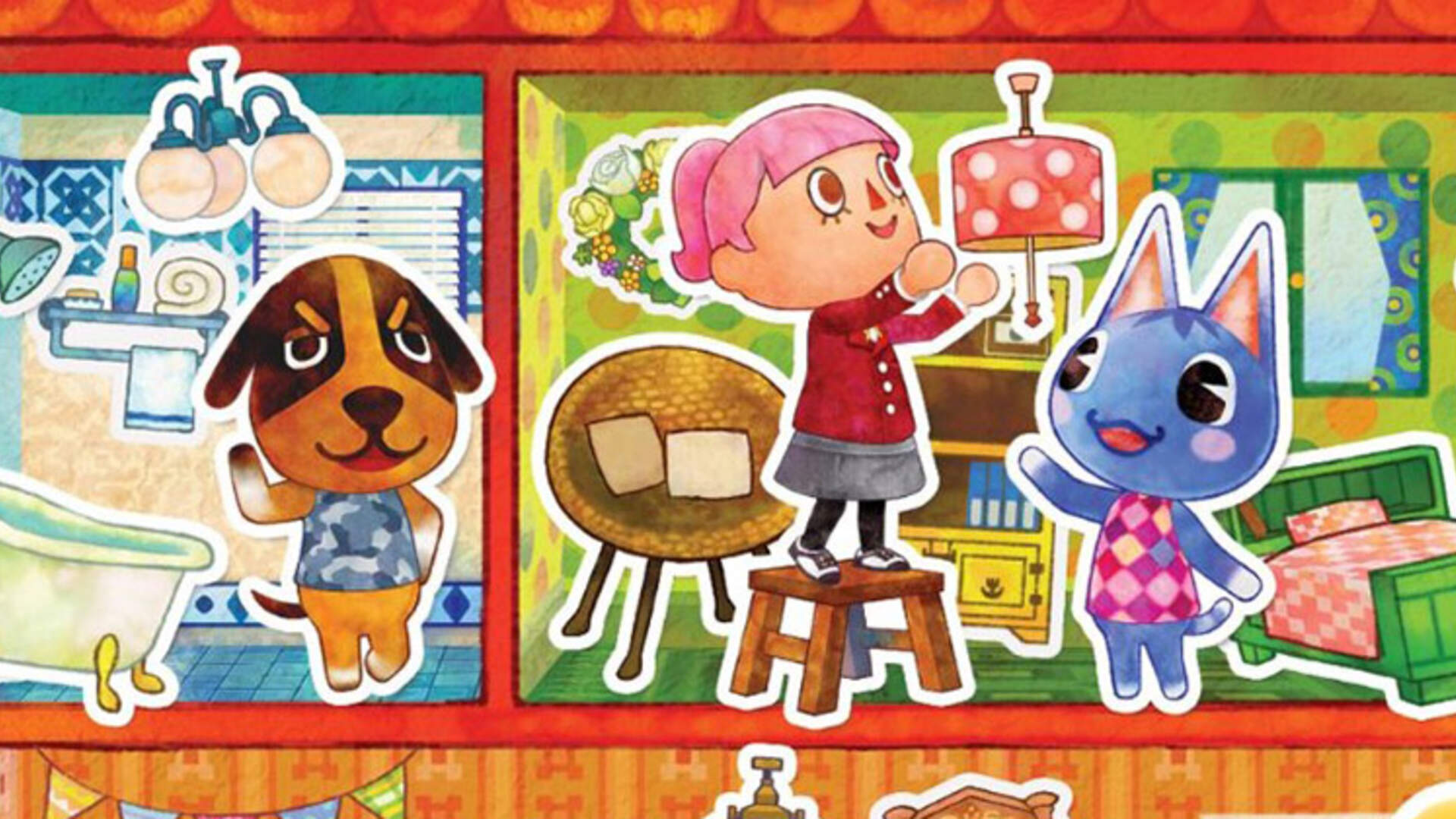 Animal Crossing Happy Home Designer Review: Curb Appeal Your Enthusiasm