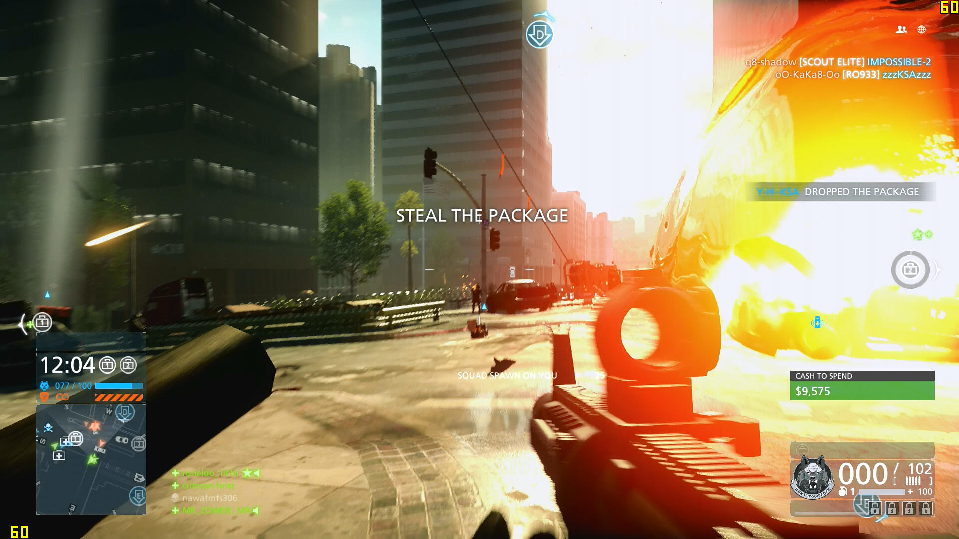Battlefield Hardline PS4/Xbox One Multiplayer Review: Variations on a War Zone
