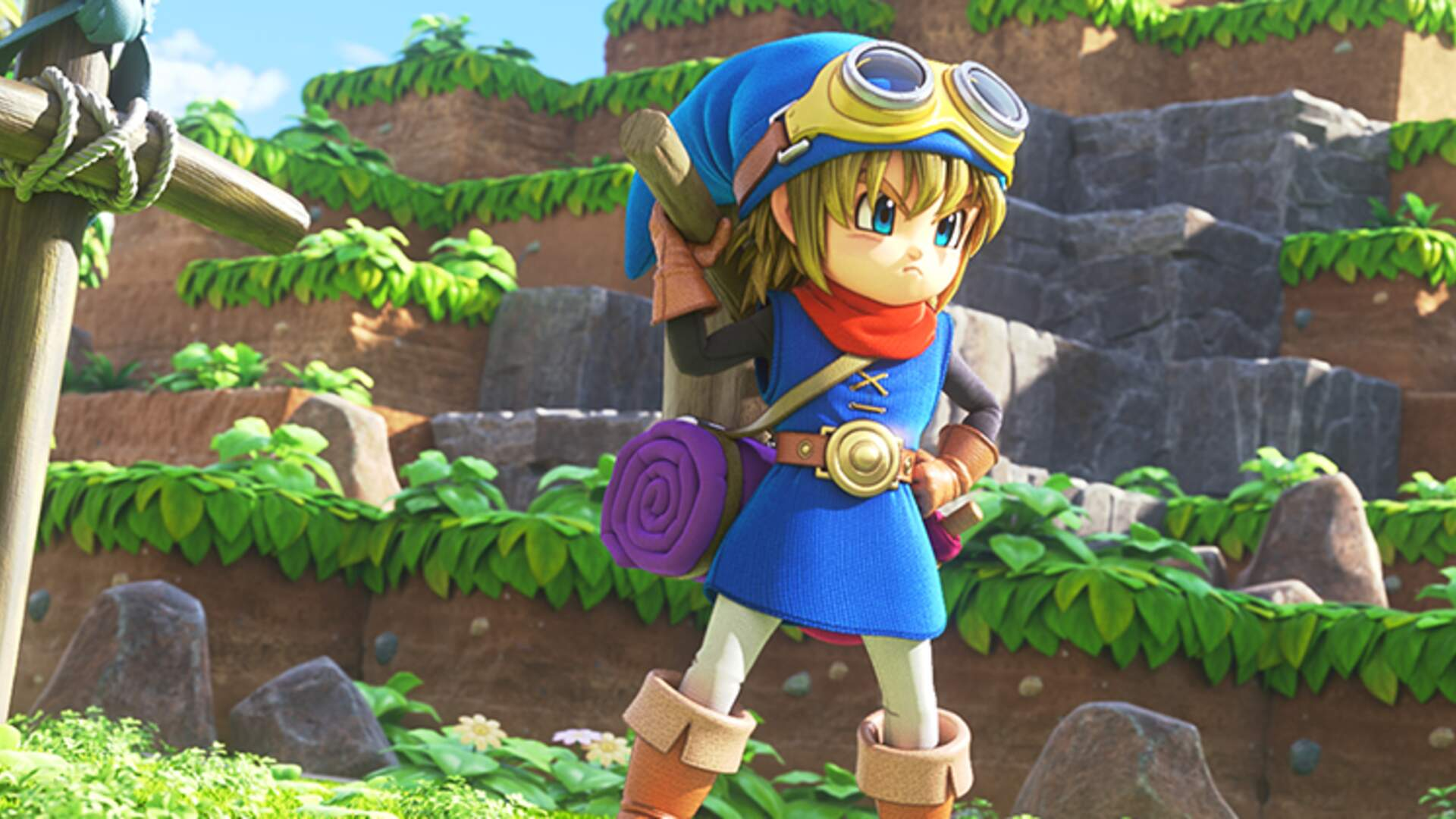 Dragon Quest: Builders Demo Hits PS4 and Vita Today