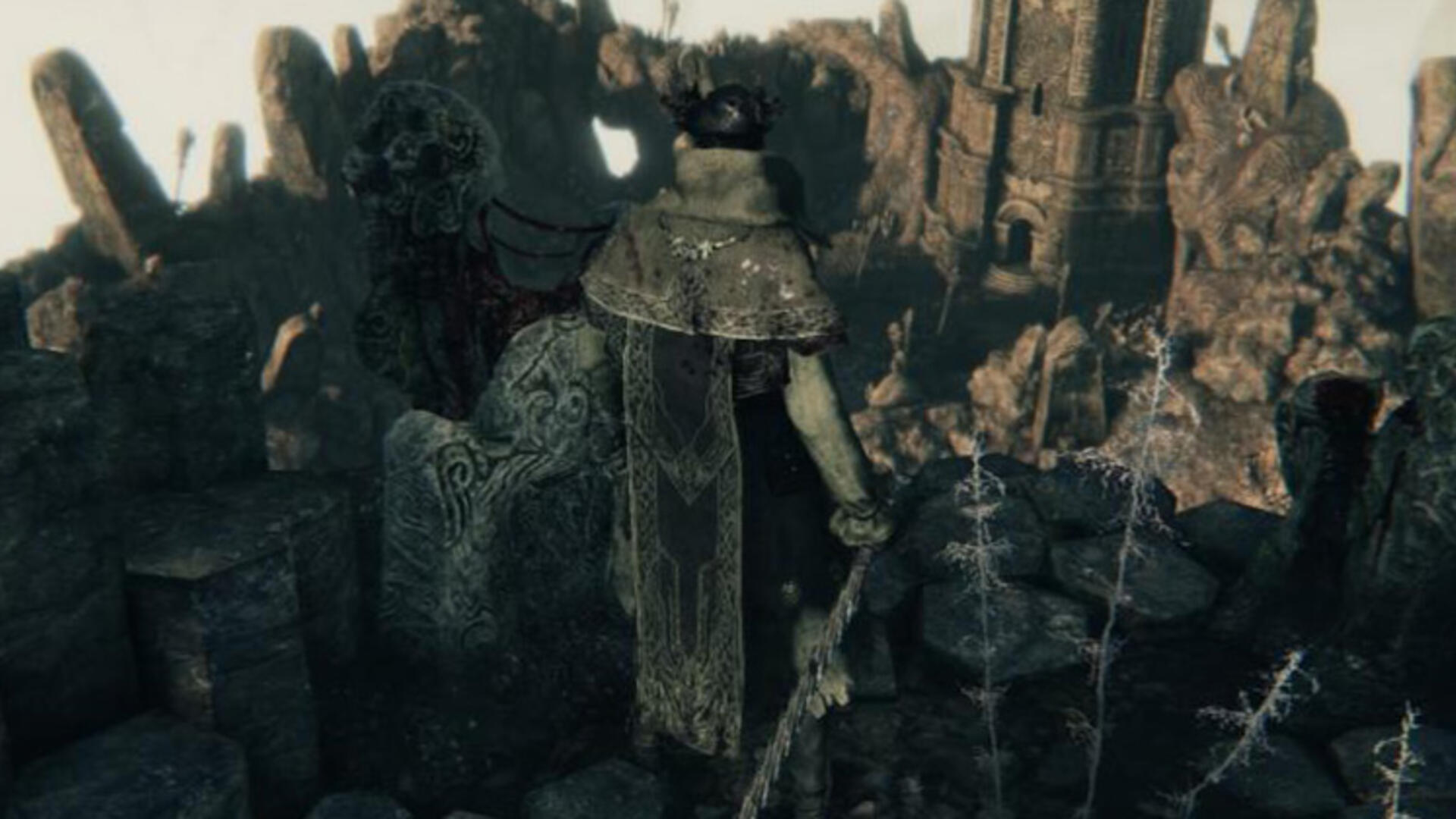 Bloodborne Bone Ash Armor Guide - How to find the Top Hat and White Church Armor
