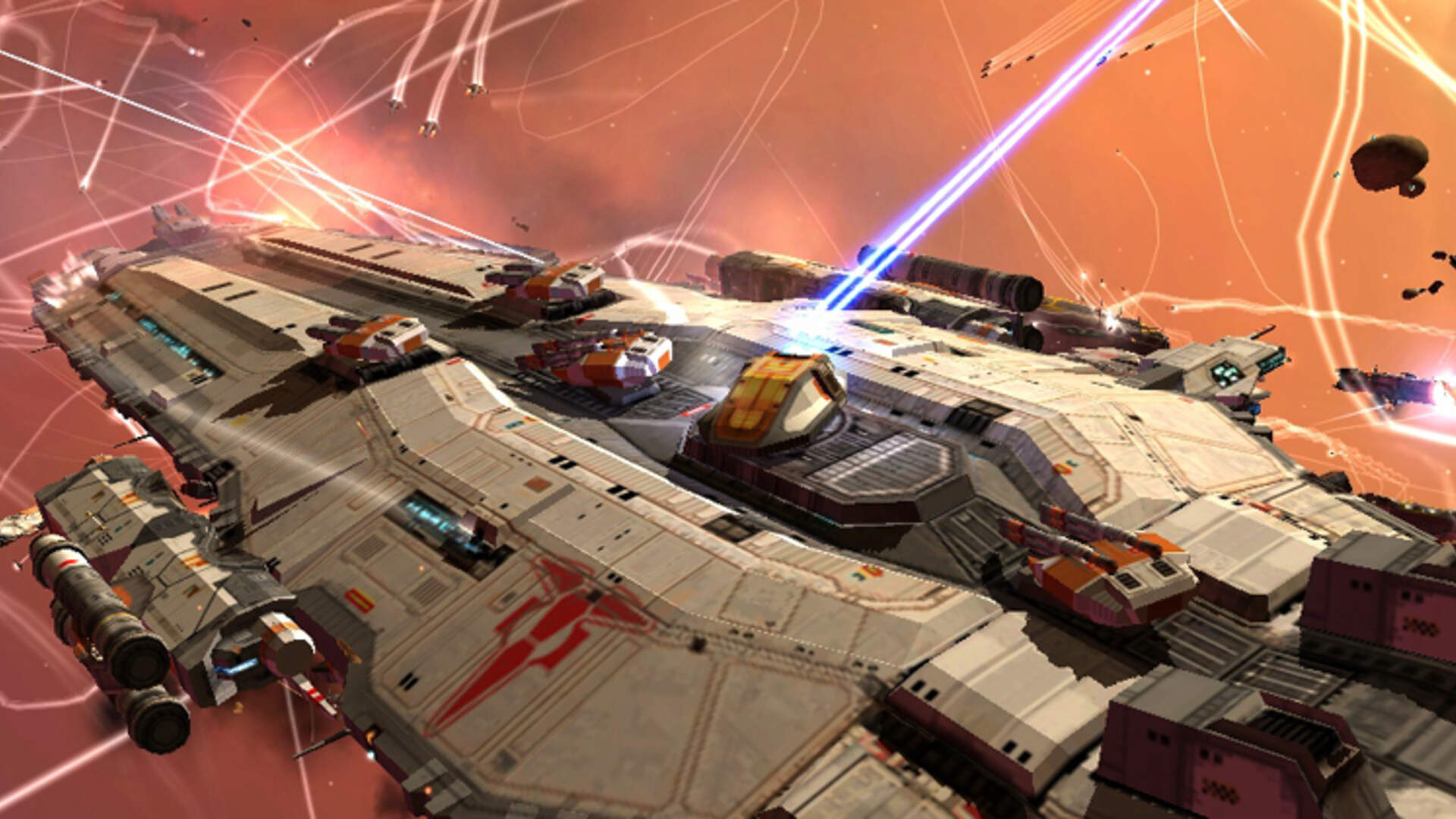 Homeworld Remastered Collection Review: The Return of an Underrated Classic