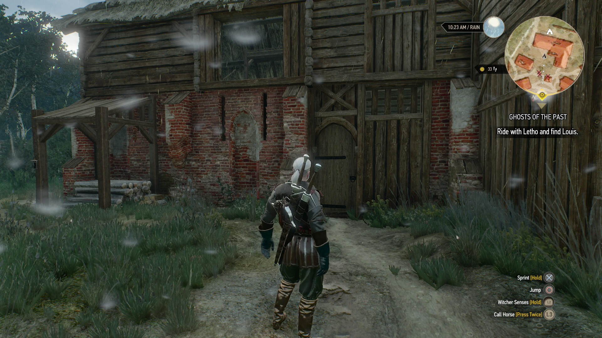 The Witcher 3 All Velen Side Quests Ciri S Room