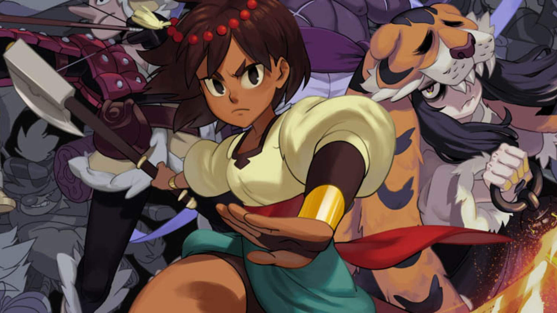 Skullgirls Devs' Indivisible Delayed into 2019