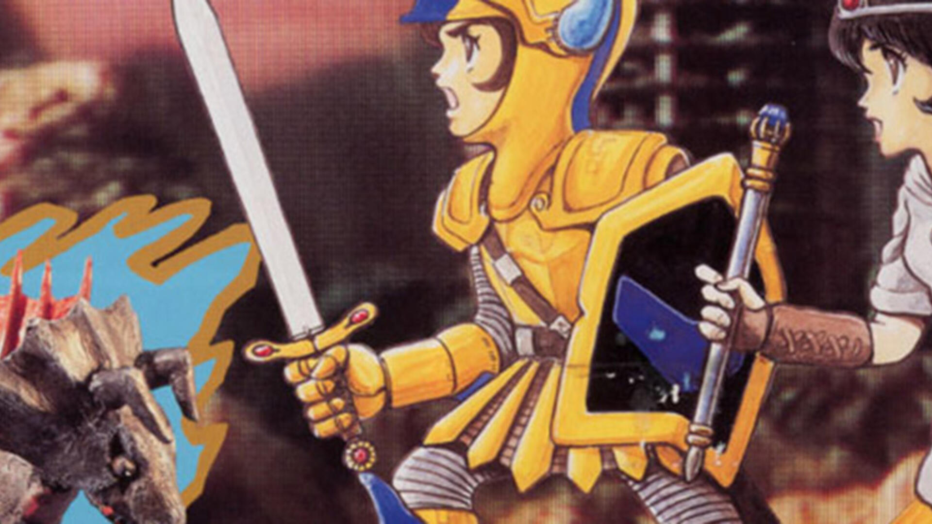 Before Tales and Dark Souls, Namco Gave RPG Fanatics the Druaga Games