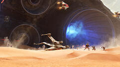 A Look at The Battle of Jakku, Star Wars: Battlefront's First DLC