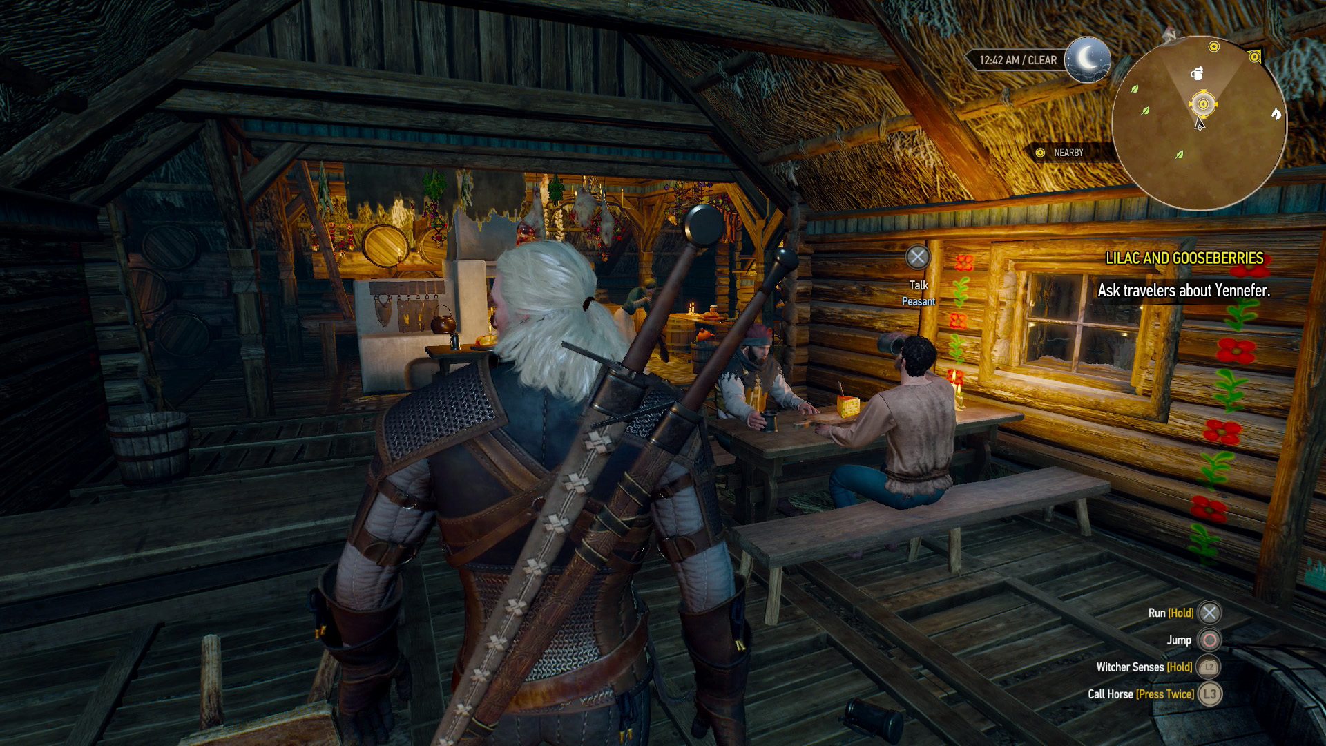 The witcher 3 all white orchard main quests guide beast of white if youre looking to play gwent with the scholar hes on the opposite side of the tavern solutioingenieria Image collections