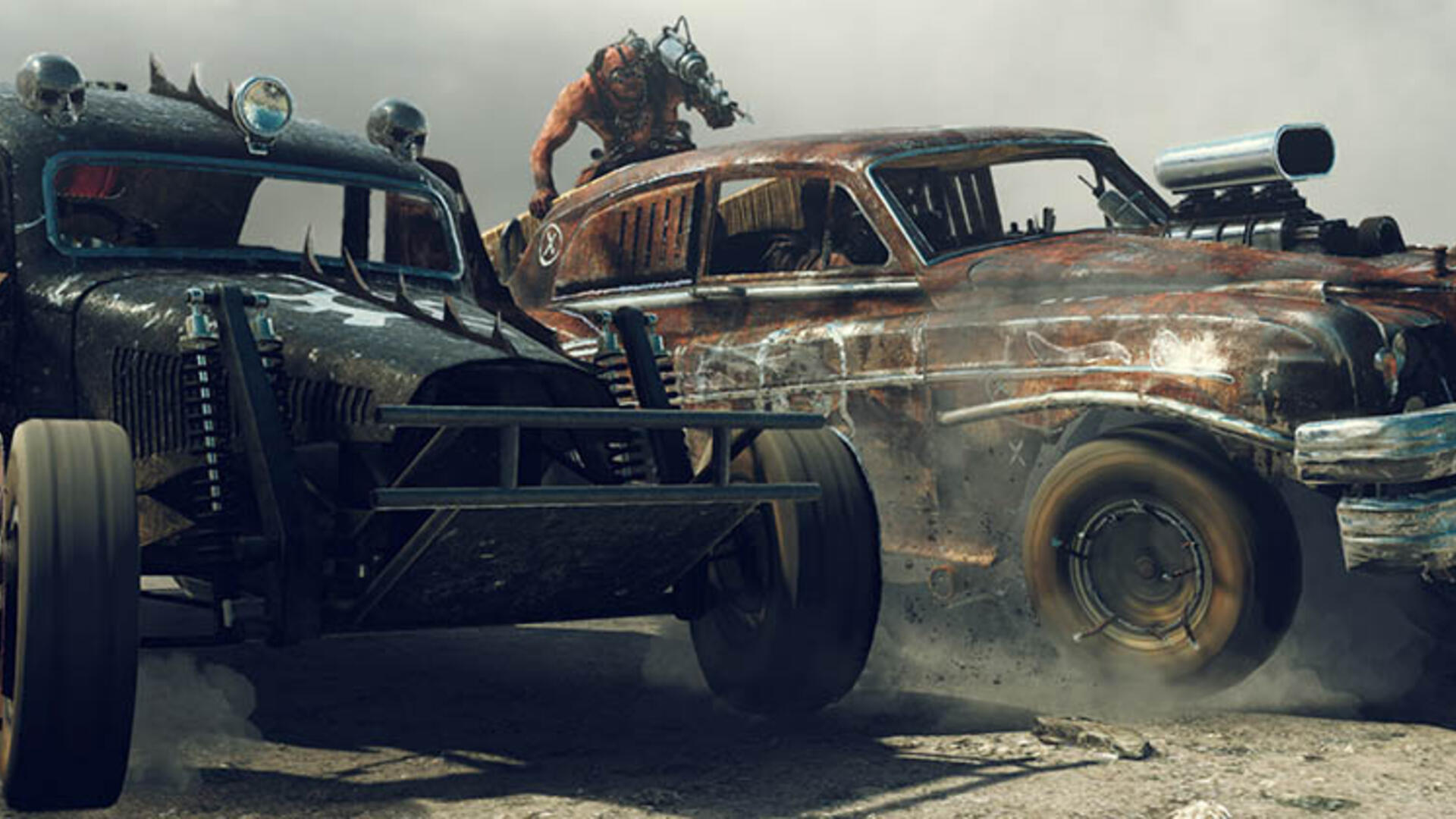 Can Mad Max Succeed as a Game the Same Way It Works as a Film?