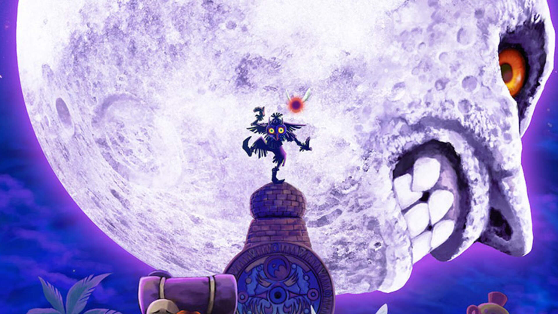 The Legend of Zelda Majora's Mask 3D Review: Rewind to a More Daring Time