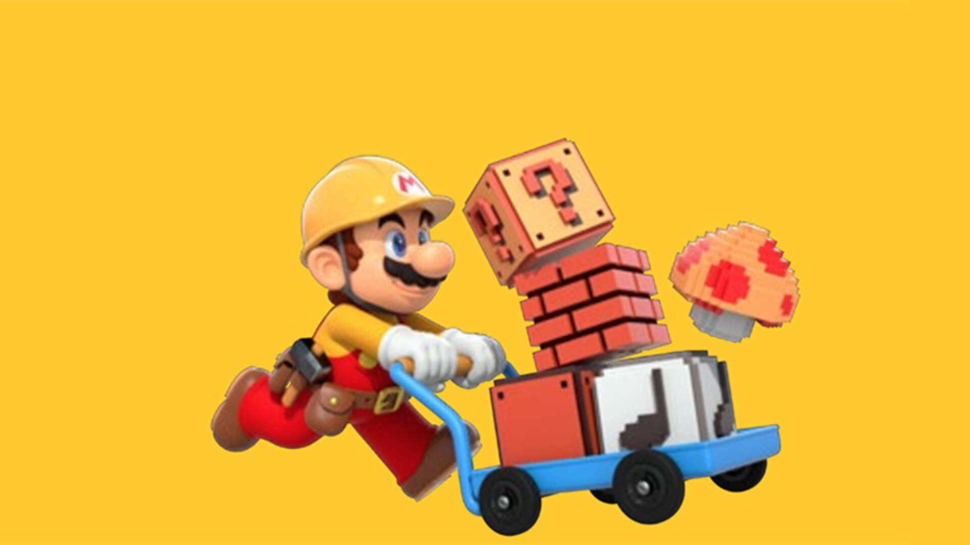 The Daily Mario, Day 2: Salvation Through Iteration