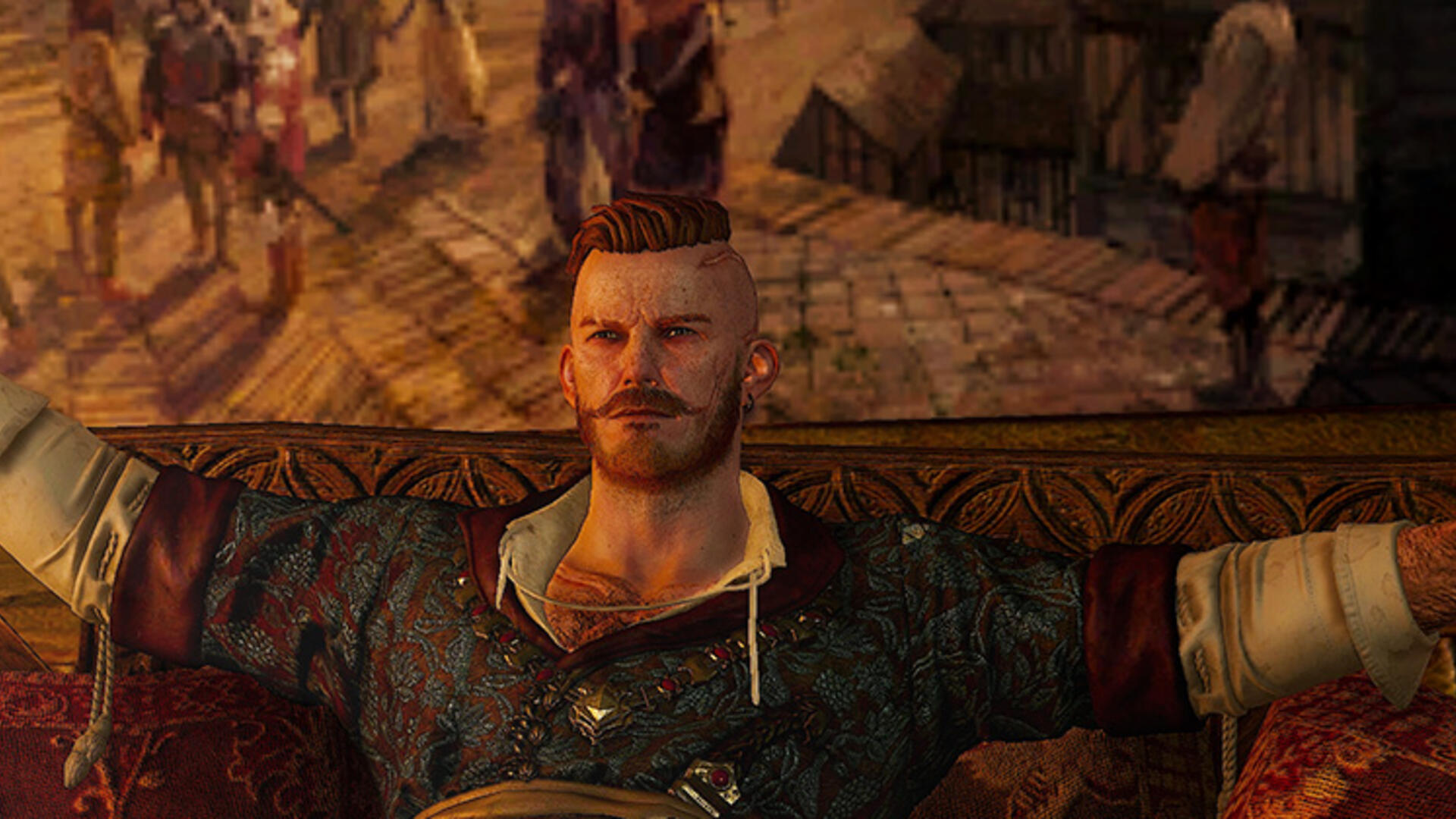 The Witcher 3: Scenes from a Marriage Quest Walkthrough