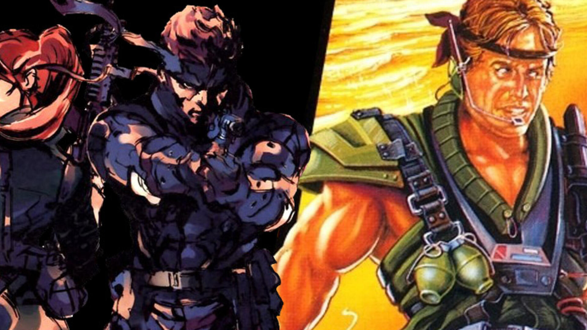 Metal Gear: Two Anniversaries, and The Future