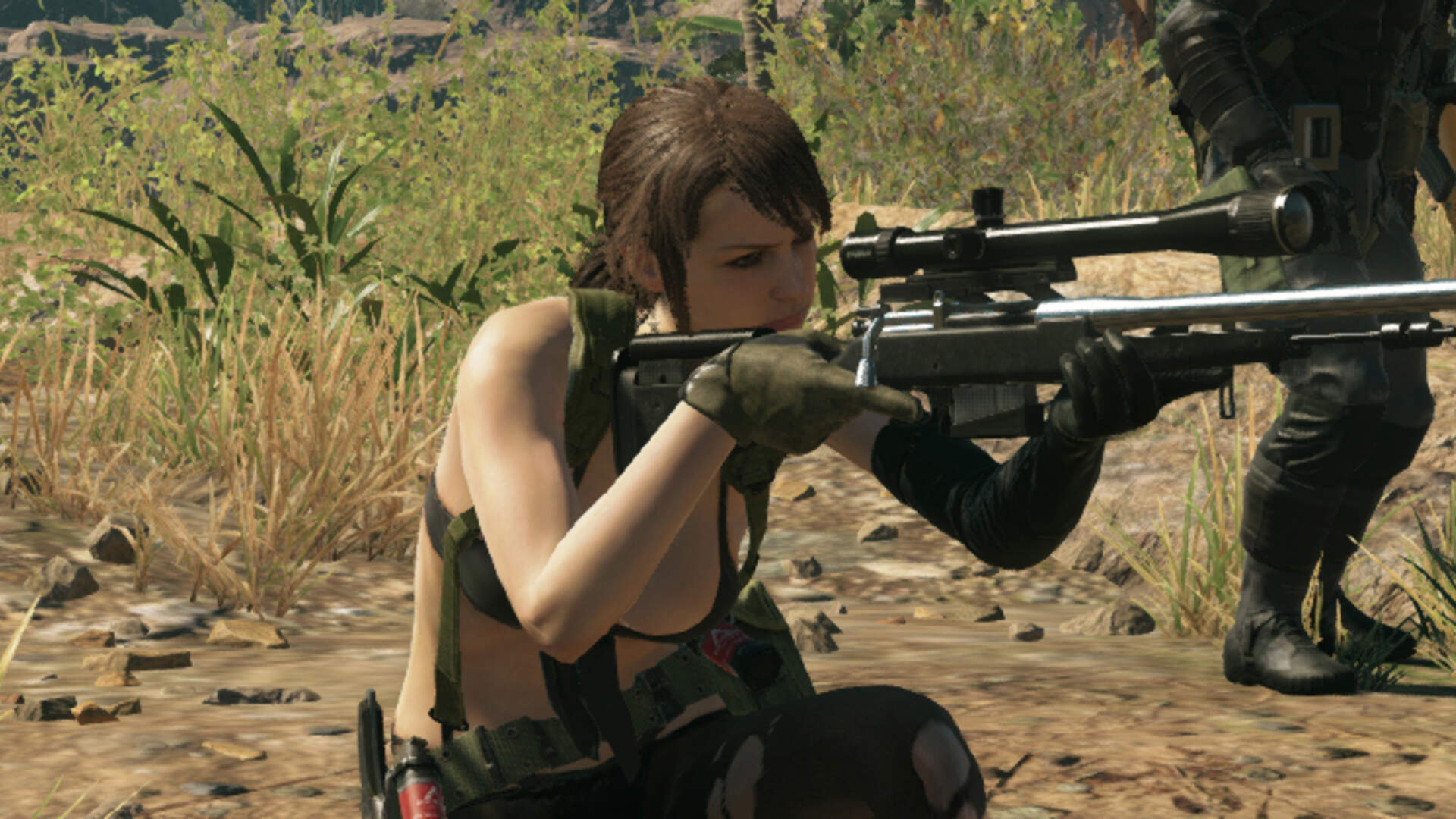 Metal Gear Solid 5 - Phantom Limbs Mission 1 Guide - Infiltrate the Village and Rescue the Target