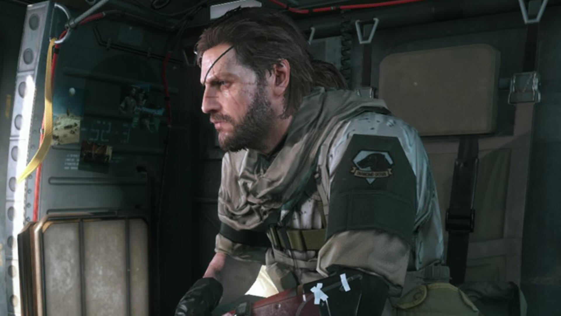Metal Gear Solid 5 Pitch Dark Mission Guide Mission 13