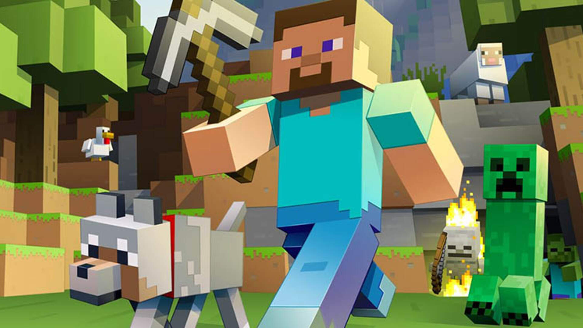 Bedrock Update Transforms Minecraft From a Video Game Into a Massive Creative Platform, Adds 4K Texture Update
