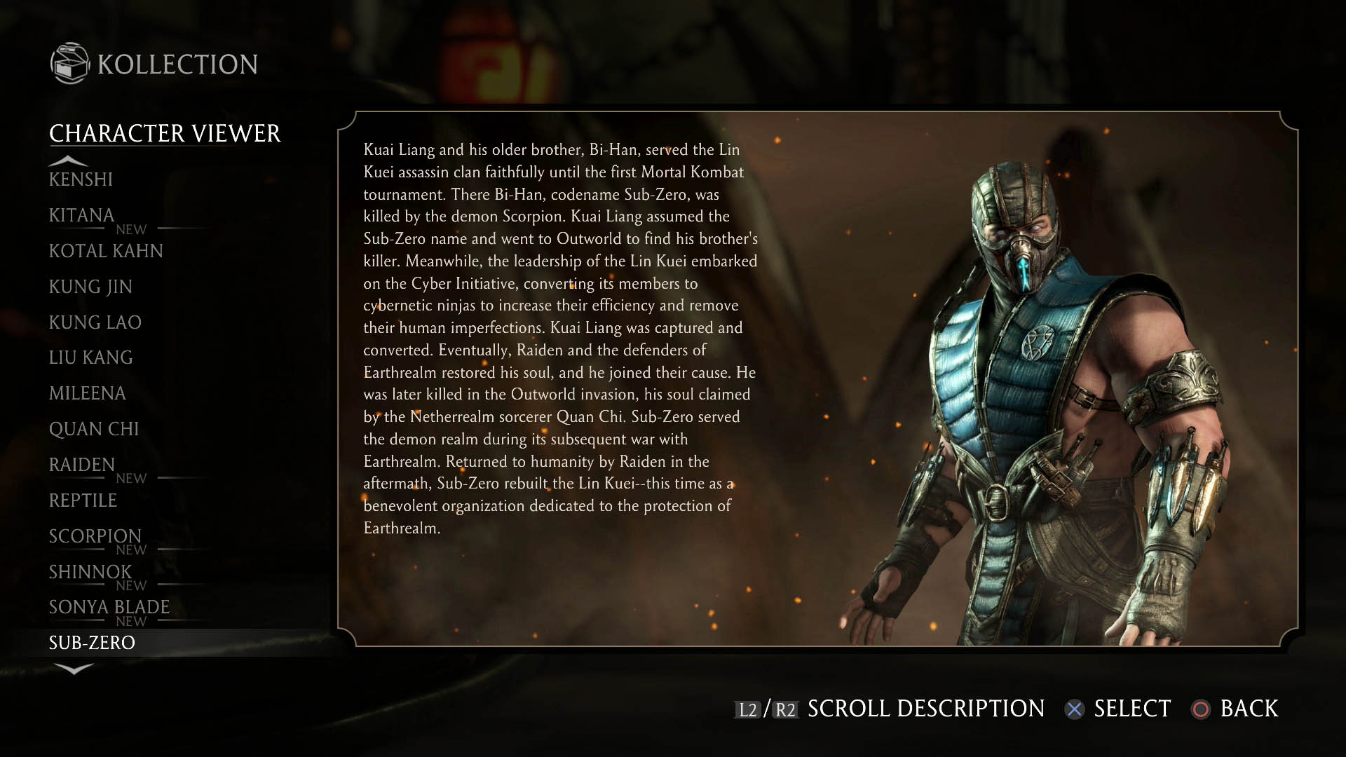 Mortal Kombat X Unlock All Character Brutalities Usgamer