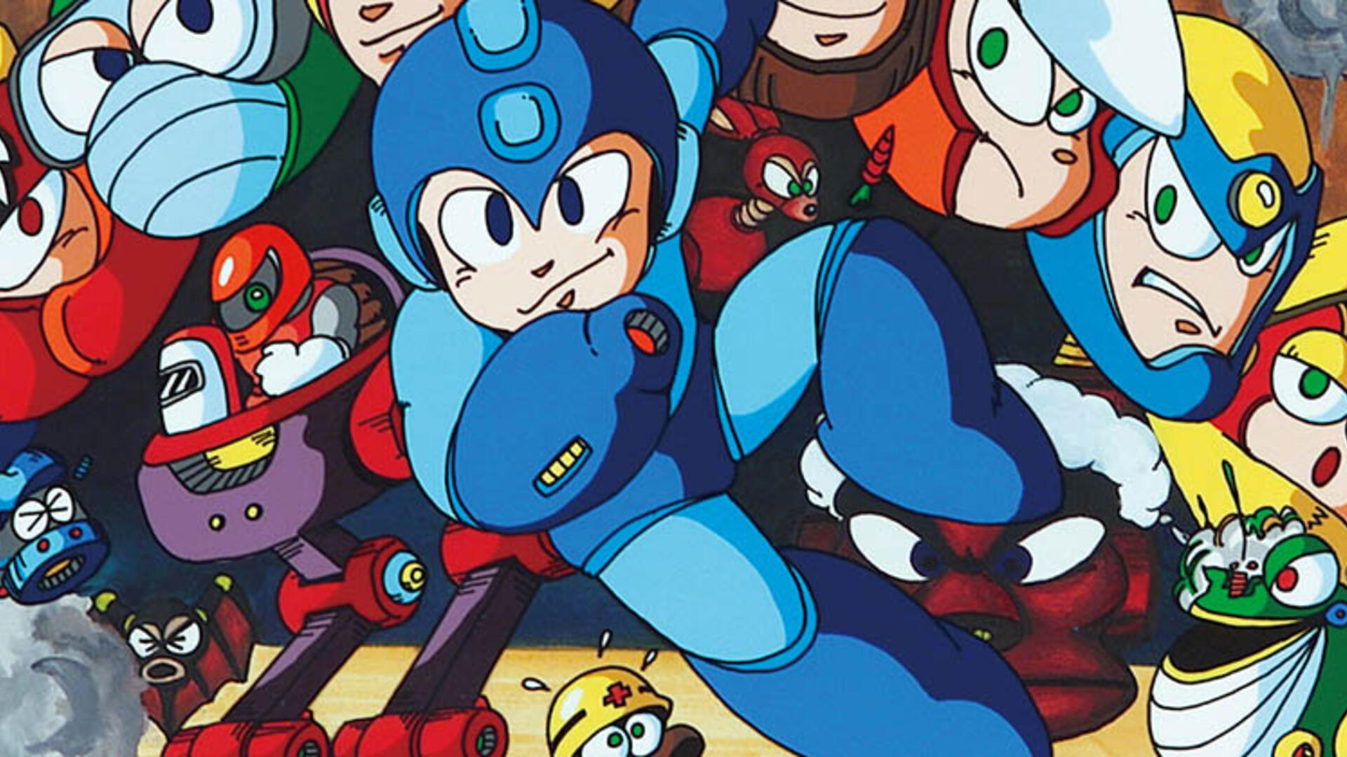 The Most In-Depth Mega Man Legacy Collection Interview You'll Read Today