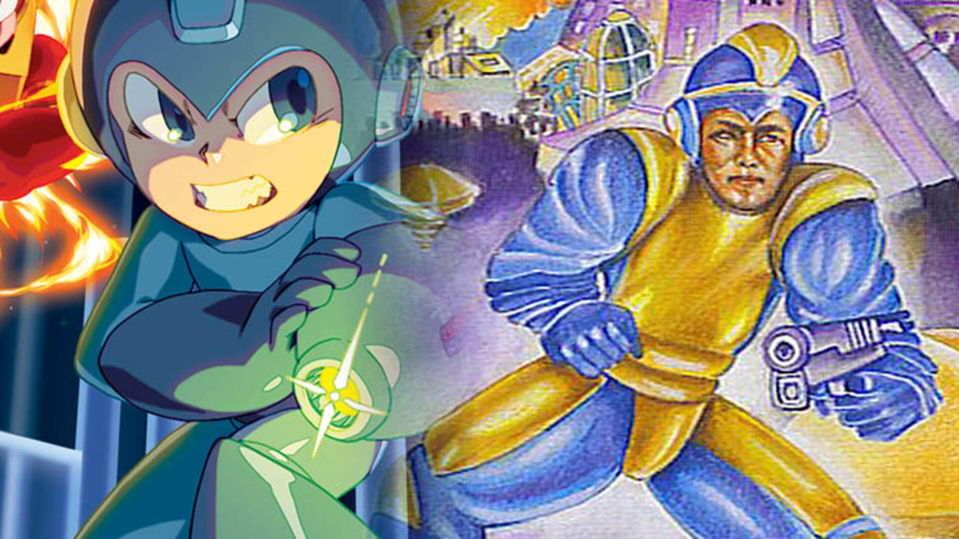 Mega Man Legacy Collection Xbox One Review: The Robot Museum