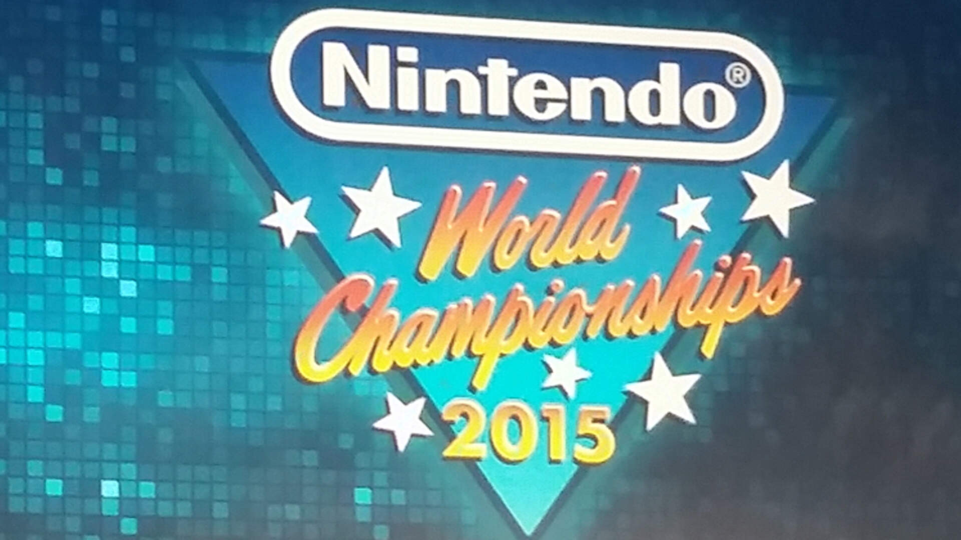 I Finally Made It: The View from the Nintendo World Championships 2015