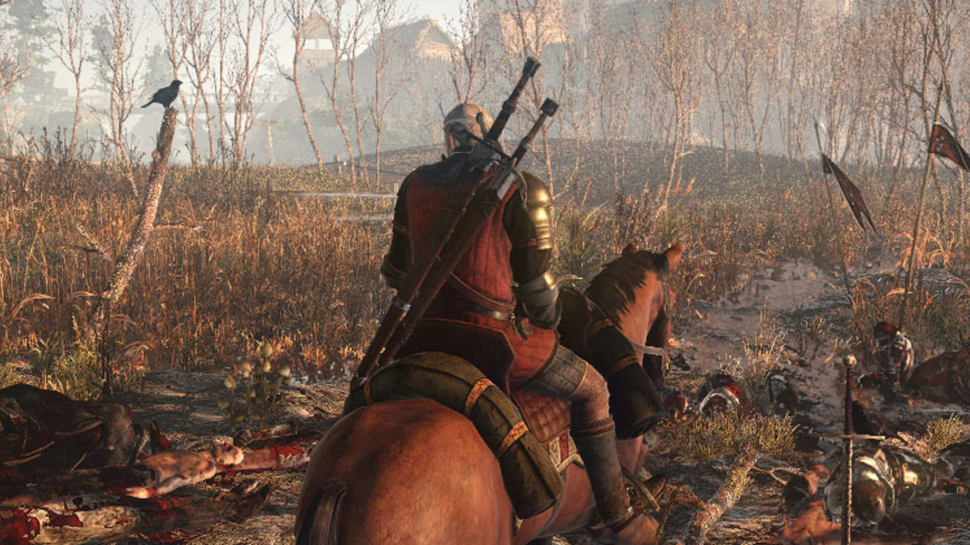 The Witcher 3 Devil by the Well Walkthrough