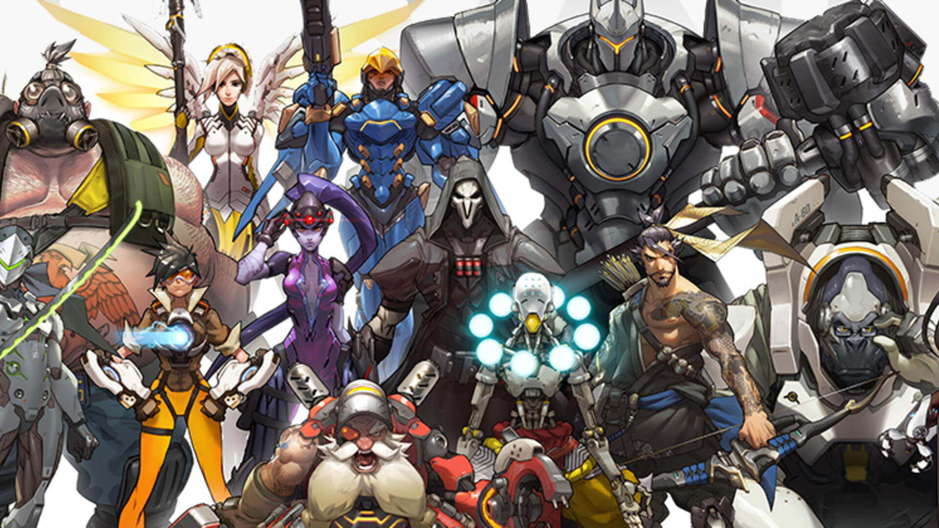 Kat and Mike Answer Five Questions About Overwatch, Blizzard's Surprising Shooter