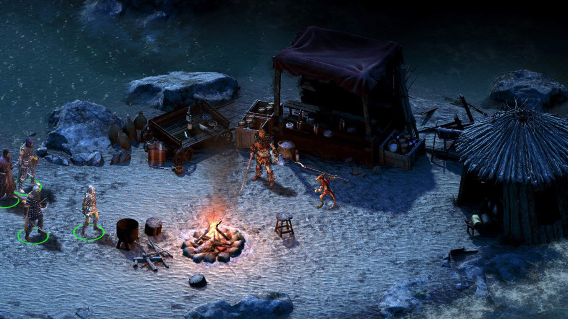 Pillars of Eternity Side Quest Guide - Act II: Copperlane, Defiance Bay, and First Fires