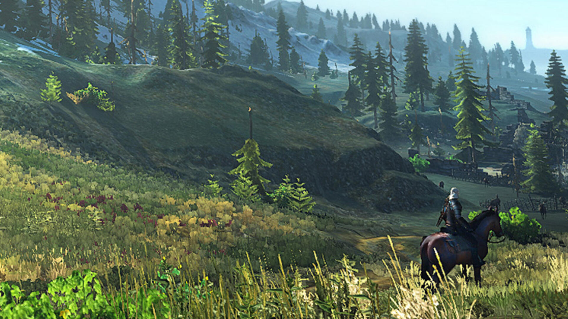The Witcher 3 Places of Power Locations - Where to Find All the Places of Power