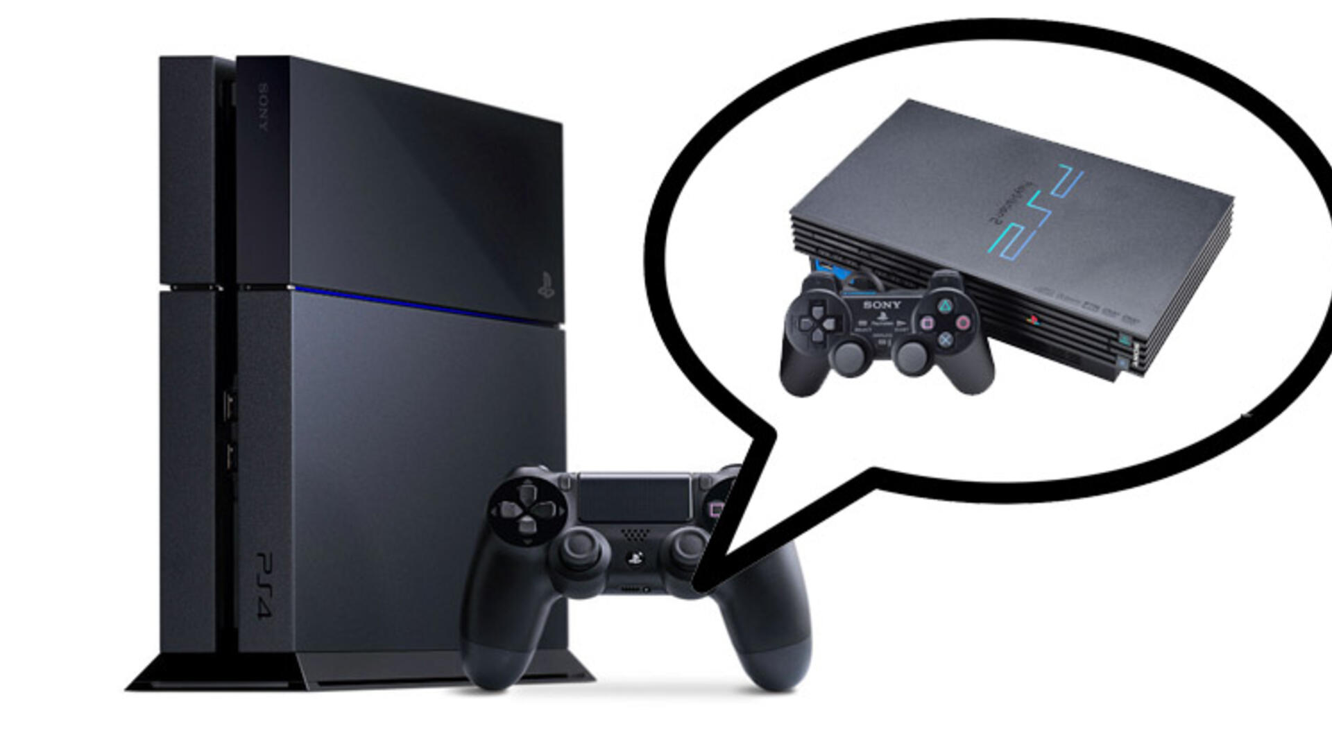 PlayStation 2 on PlayStation 4: The Good, the Bad, the Plain