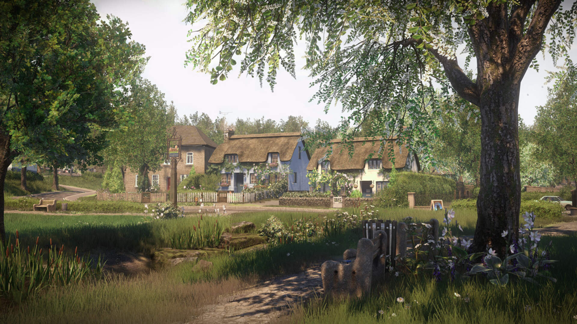 Everybody's Gone to the Rapture: A Game That Makes You Think