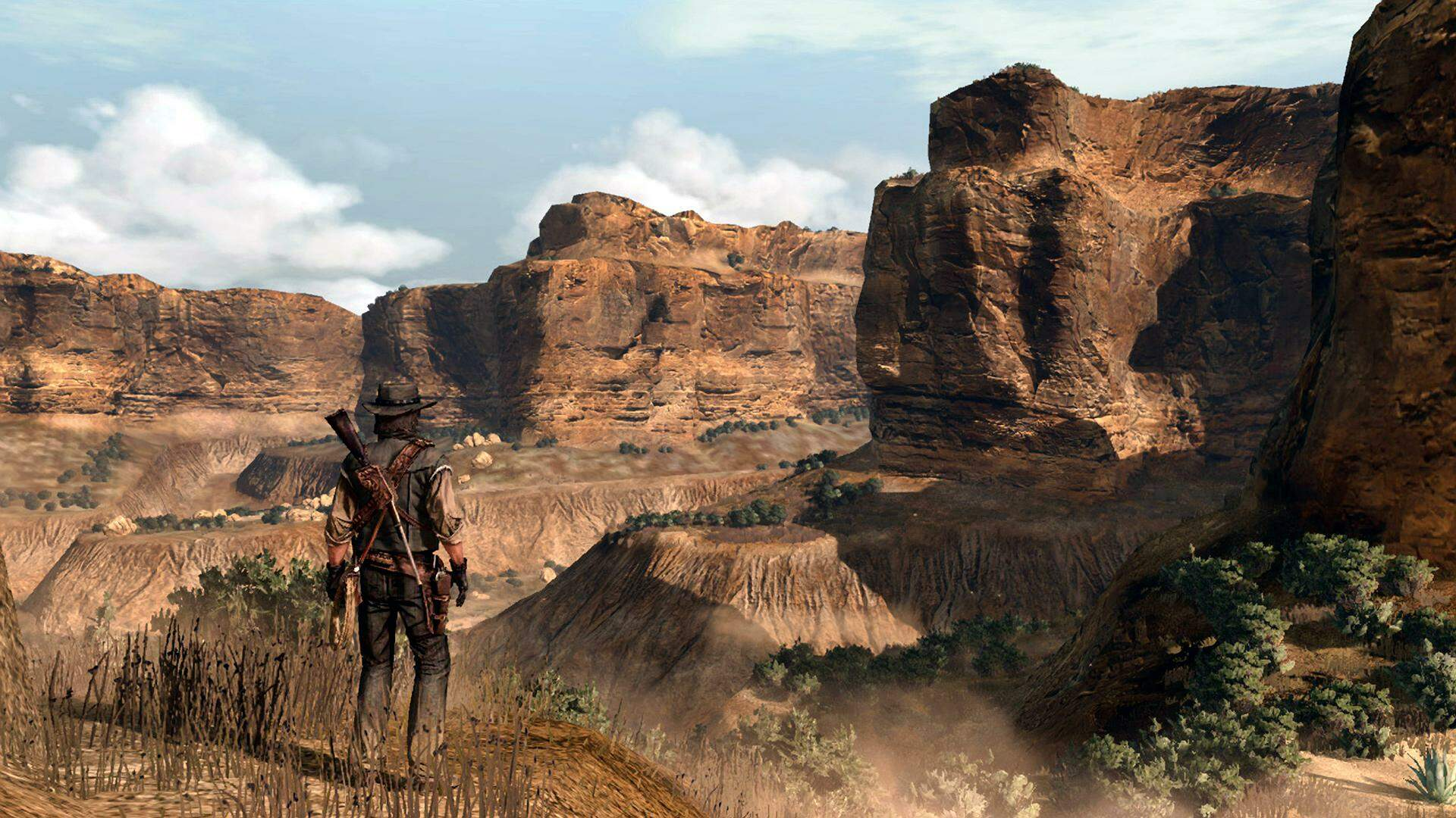 Red Dead Redemption now Xbox One X Enhanced Along With Five Other Xbox 360 Titles