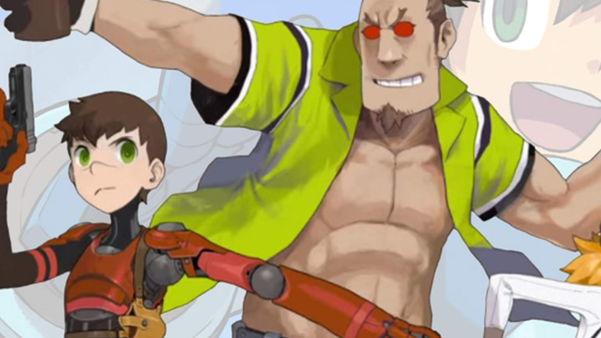 Red Ash: A Brief Q&A With comcept's Keiji Inafune