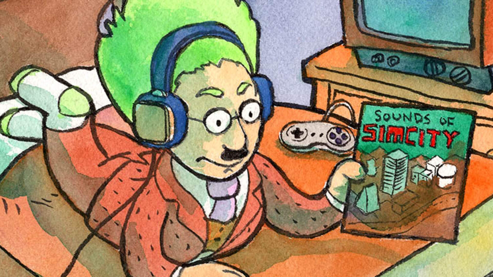 Retronauts Micro Brings You the Soothing Sounds of SNES SimCity