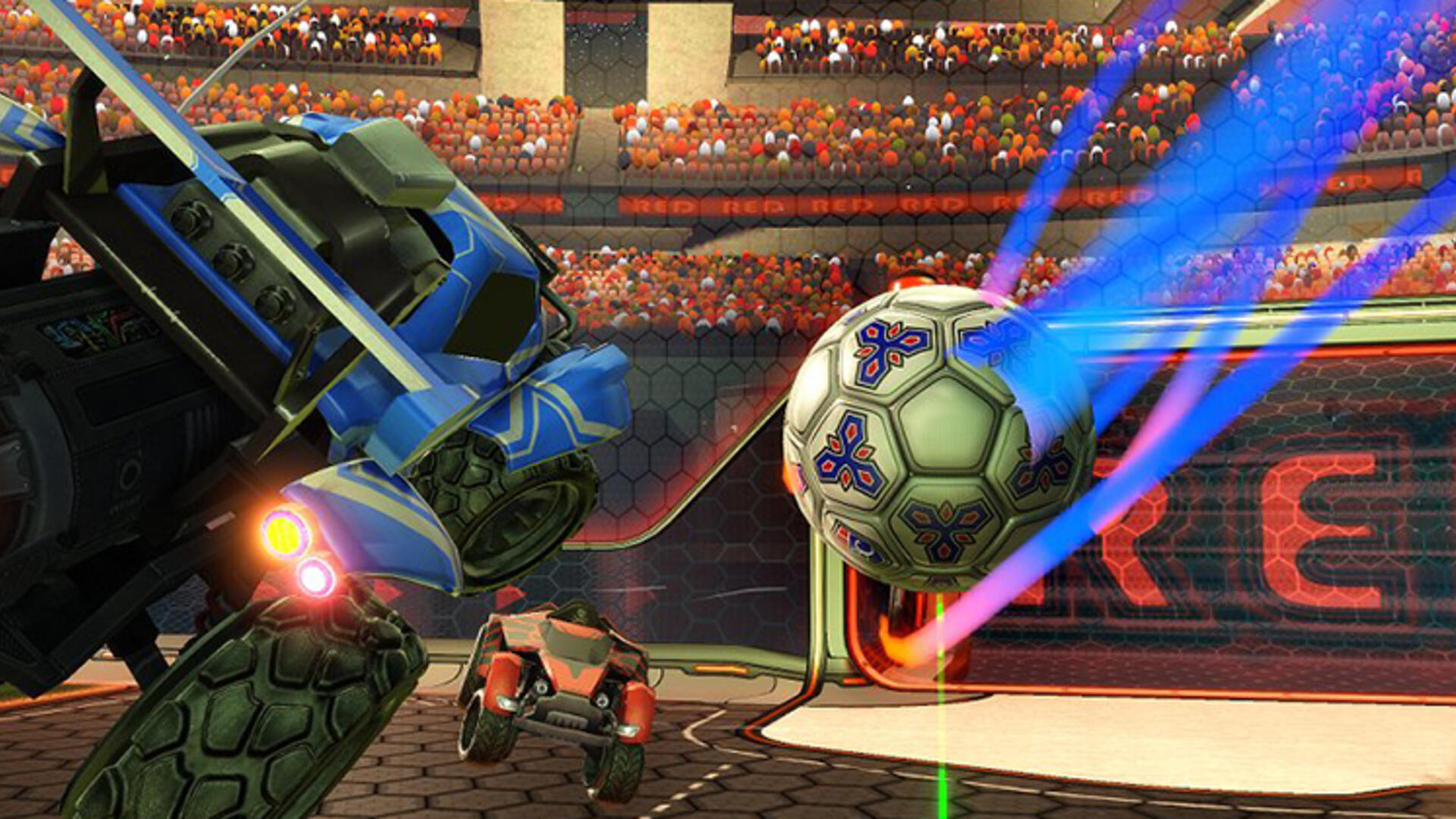 Play This Now: Rocket League is a Welcome Respite from the Dog Days of the Annual Sports Sim Cycle