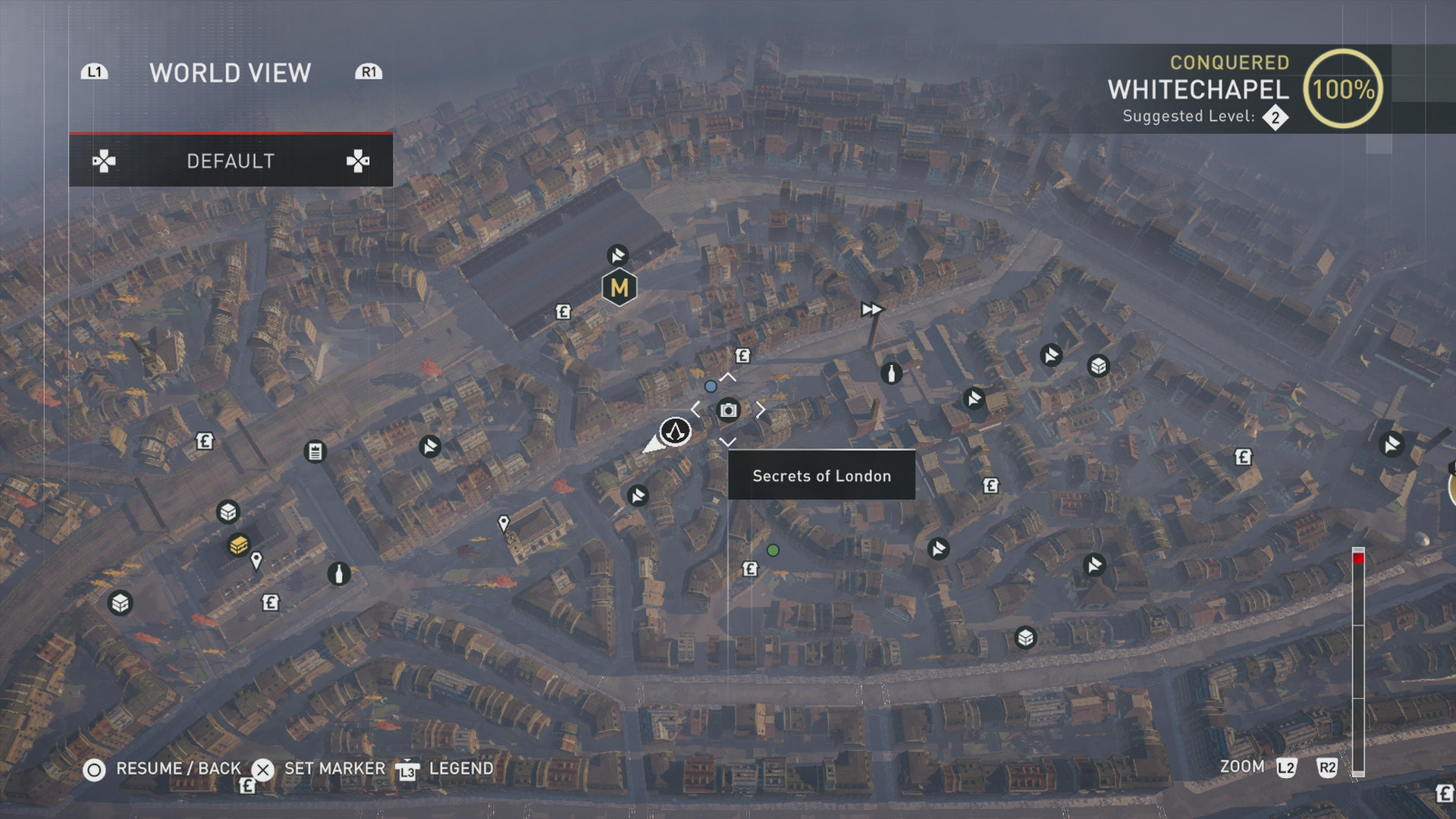 Assassin S Creed Syndicate All Secrets Of London Locations
