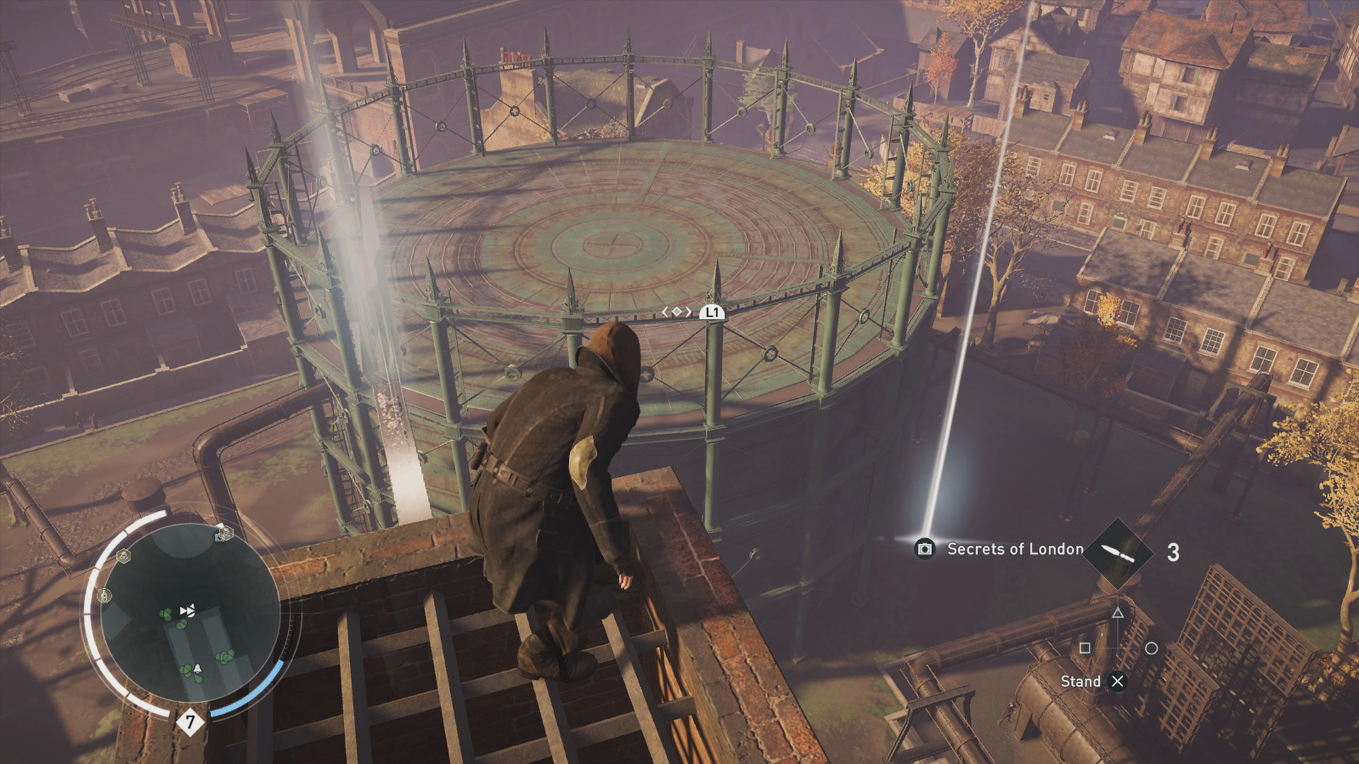 Assassin S Creed Syndicate All Secrets Of London Locations Aegis Outfit Usgamer