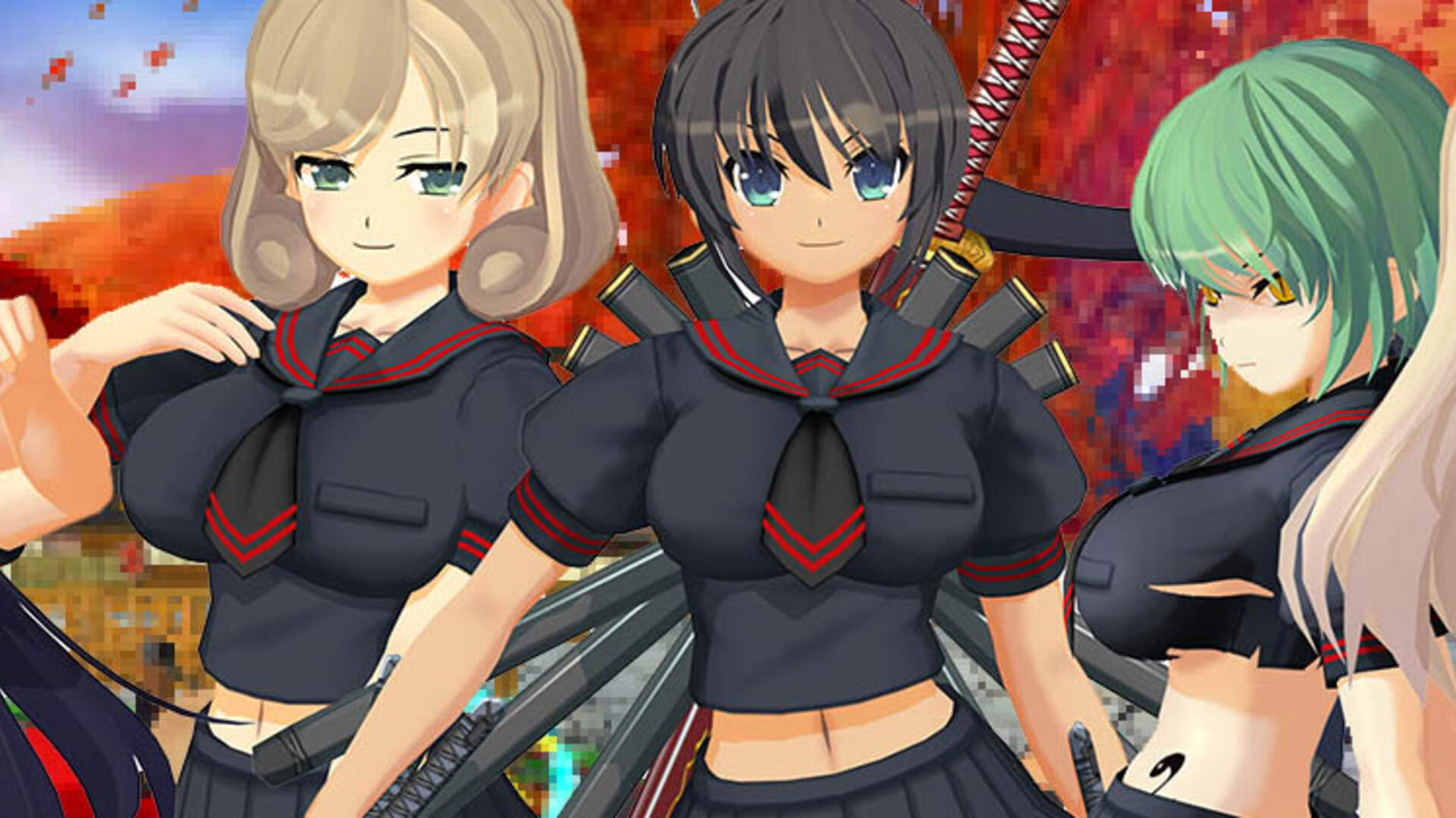 I Played Senran Kagura 2 in Public and Didn't Get Arrested for Indecency