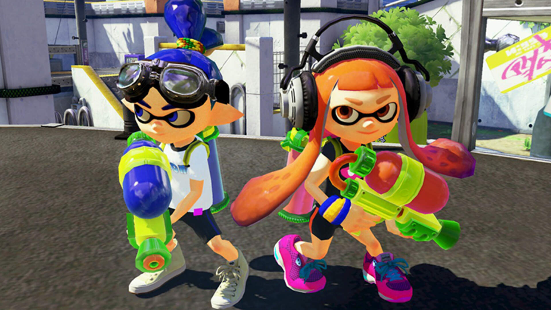 How to Unlock all 29 Weapons in Splatoon